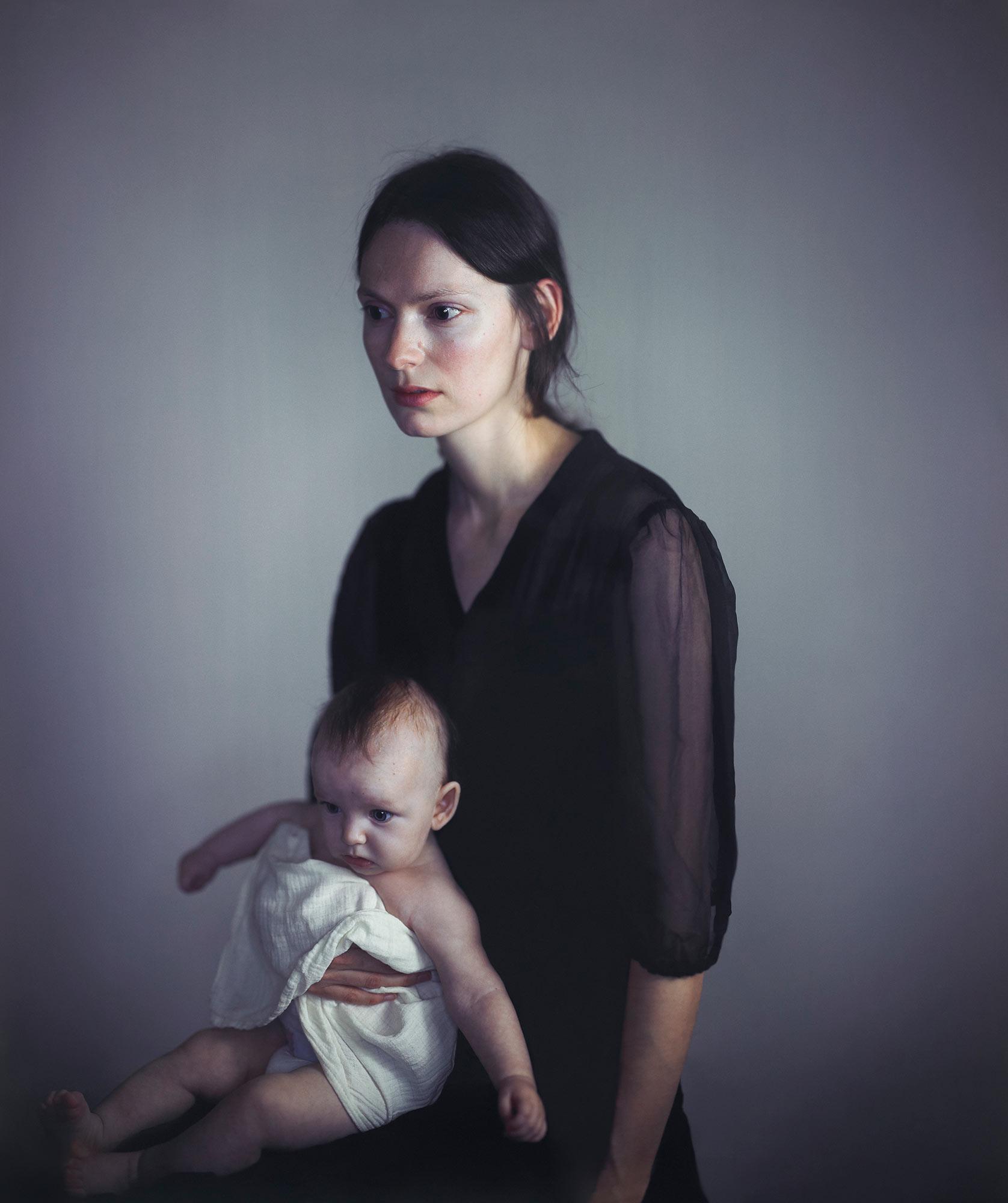 Olya and Annie, 2011.