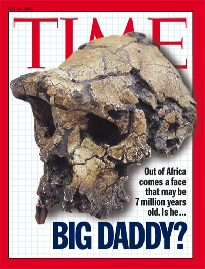The July 22, 2002, cover of TIME