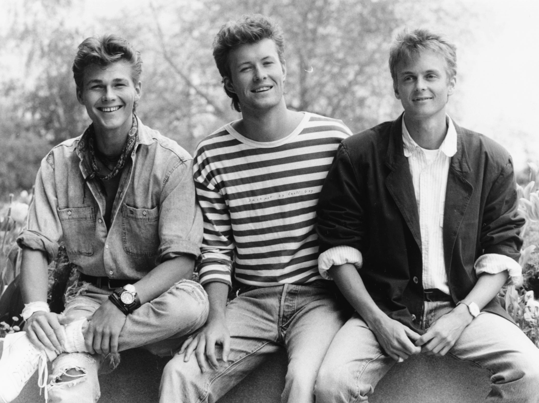 <b>A-ha</b> sang the theme song for <i>The Living Daylights</i>.