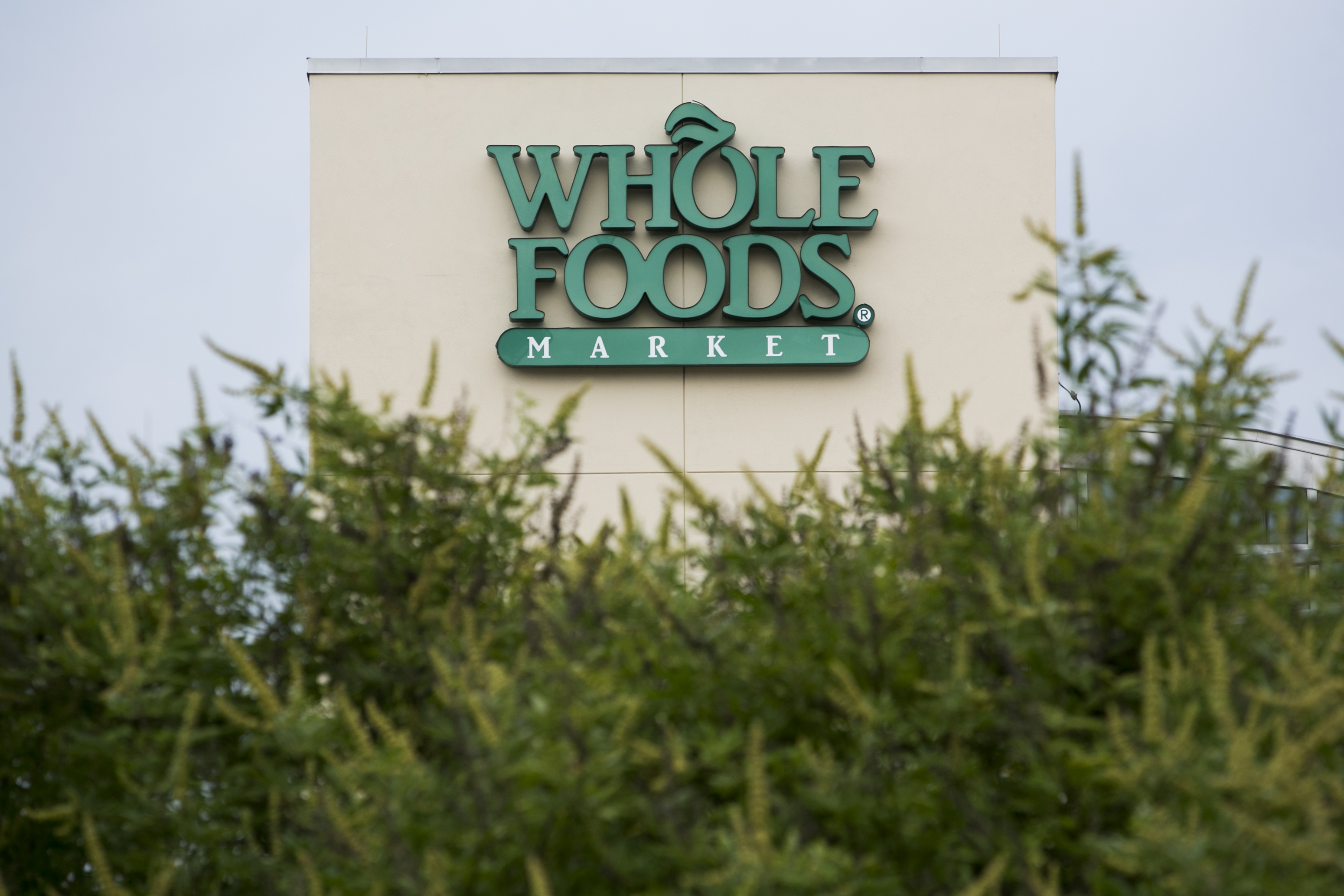 The headquarters and a store location of Whole Foods Market Inc., in Austin, Texas on Sept. 11, 2015.