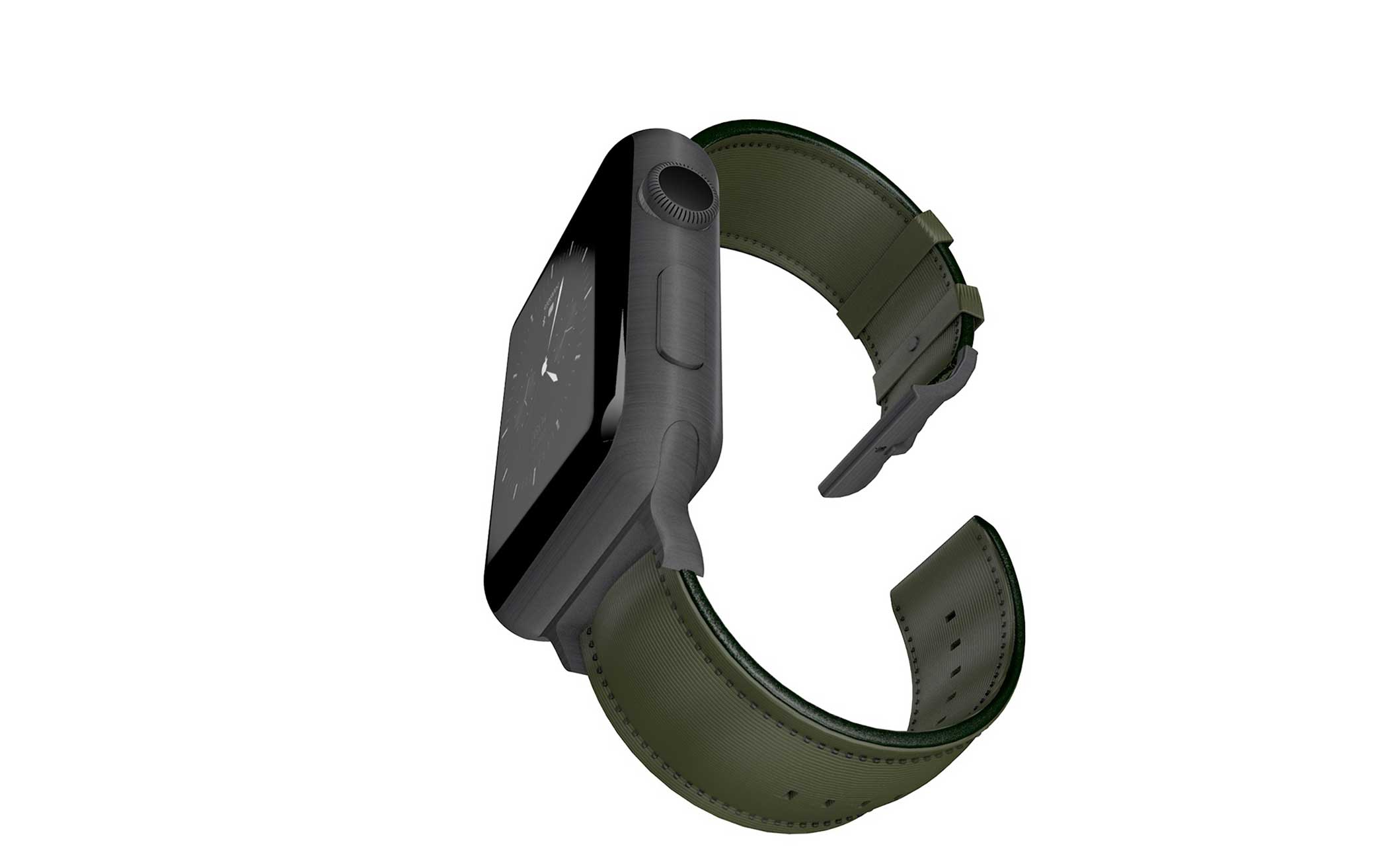 2015: Apple Watch Second Generation The new Apple Watch would include a camera and a strap that measures blood pressure.