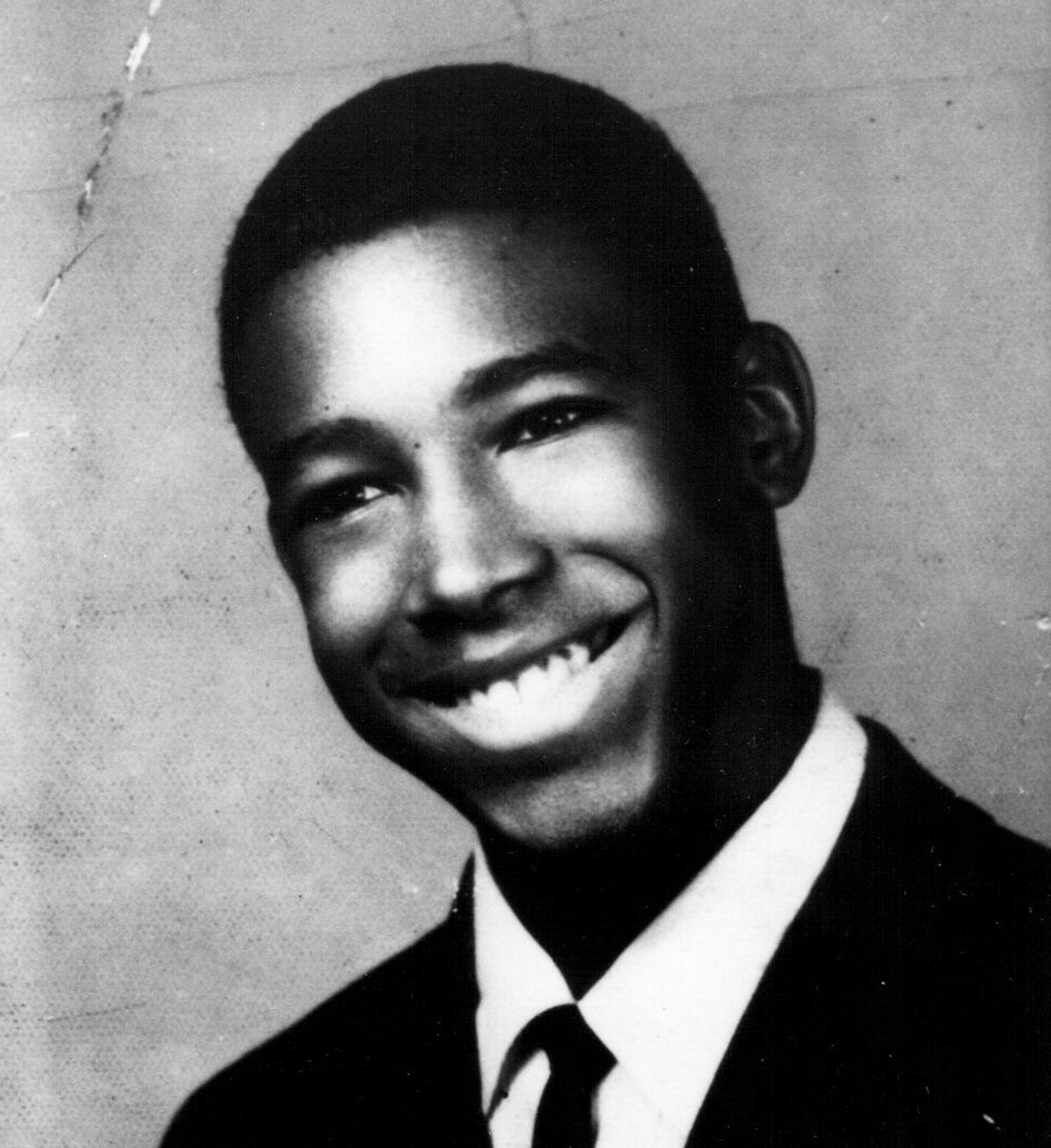 Ben Carson's graduation from Southwestern High School, Detroit circa 1969.