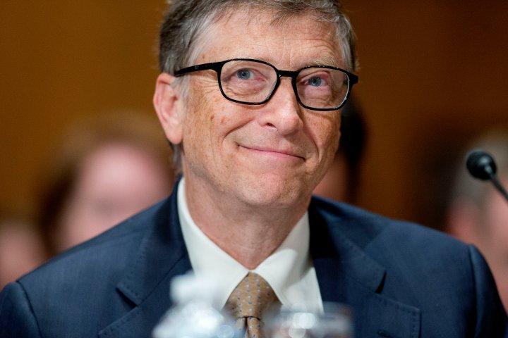 Bill Gates at a Senate hearing in Washington on March 26, 2015.