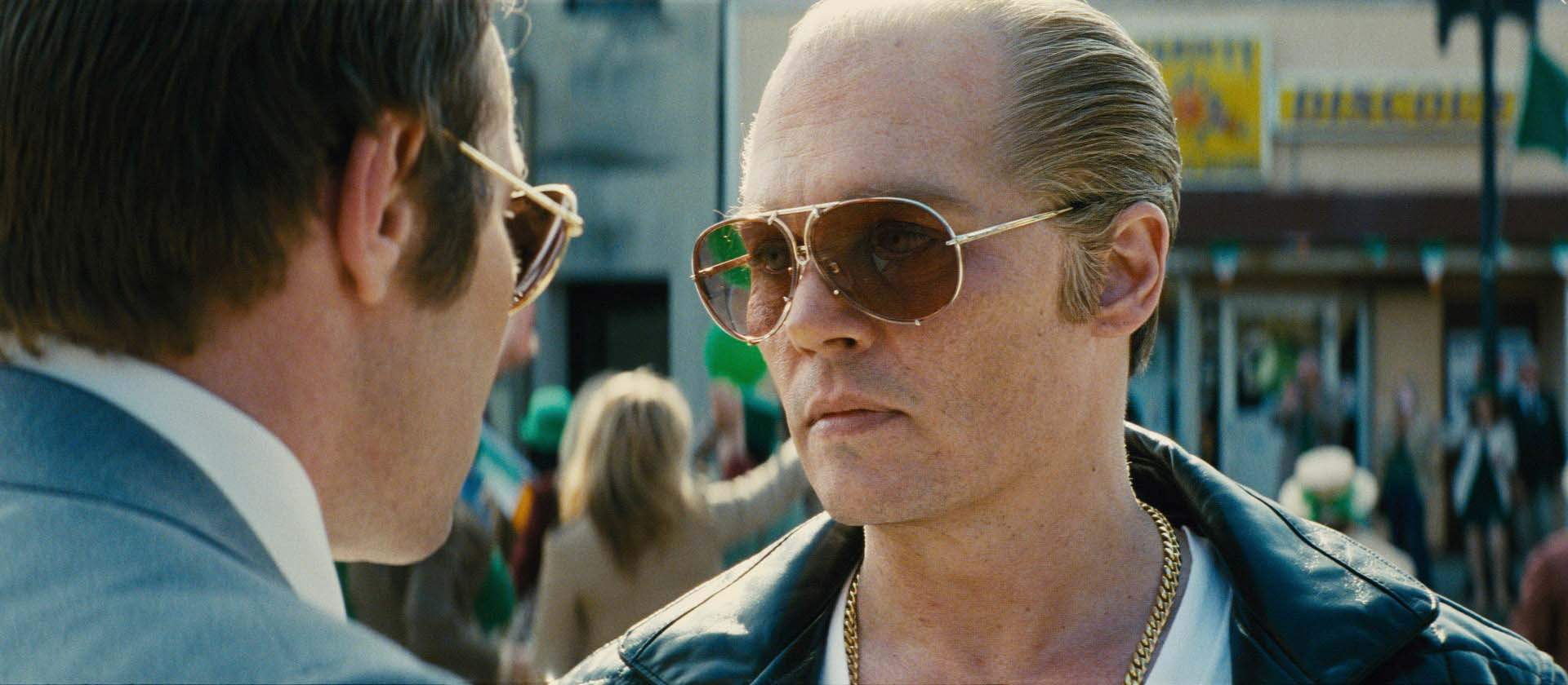 During production, Depp bore such a striking resemblance to Bulger that he reportedly scared some local residents