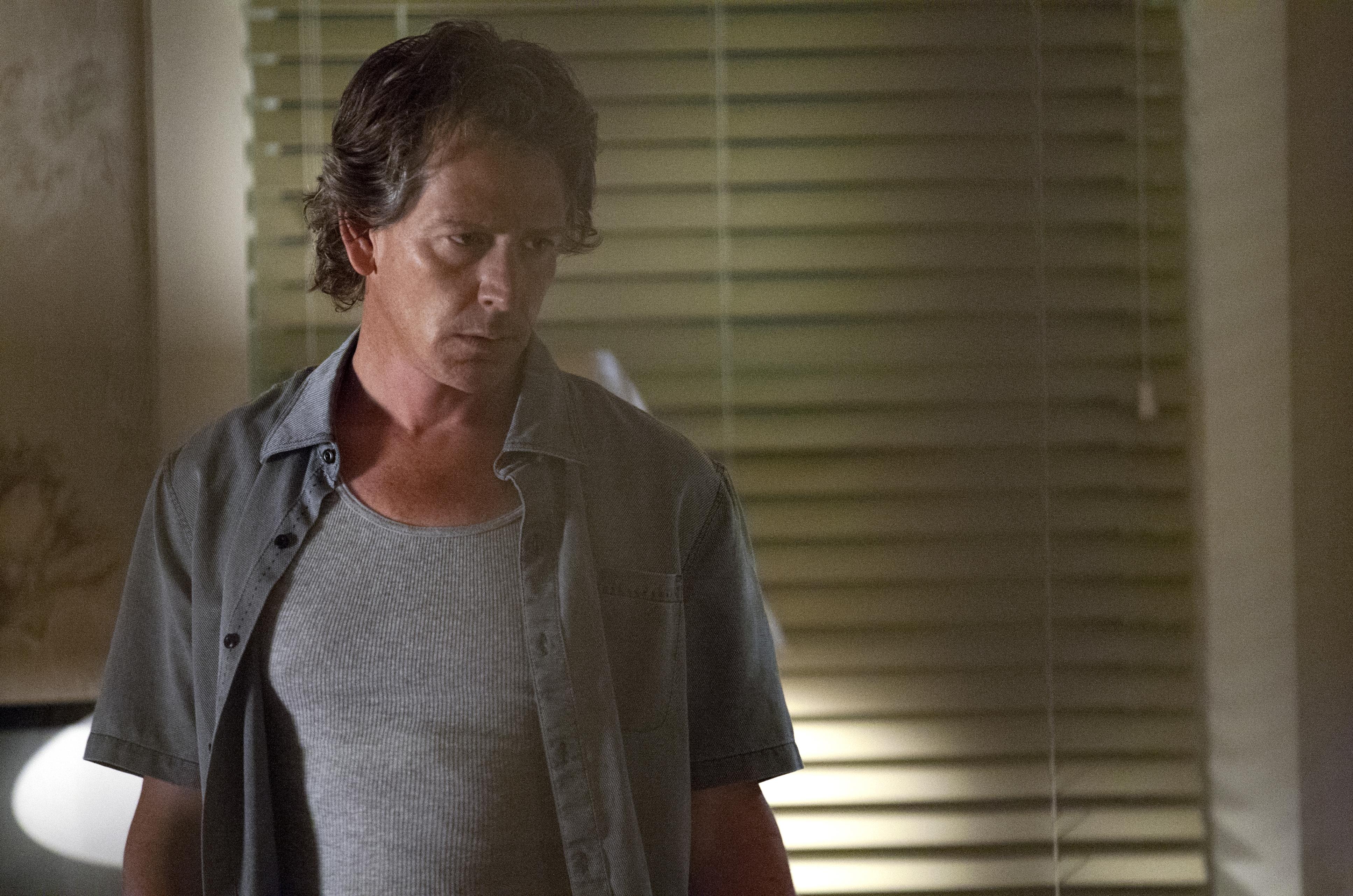 Ben Mendelsohn (Danny Rayburn) in the Netflix Original Series BLOODLINE.  Photo credit: Saeed Adyani.