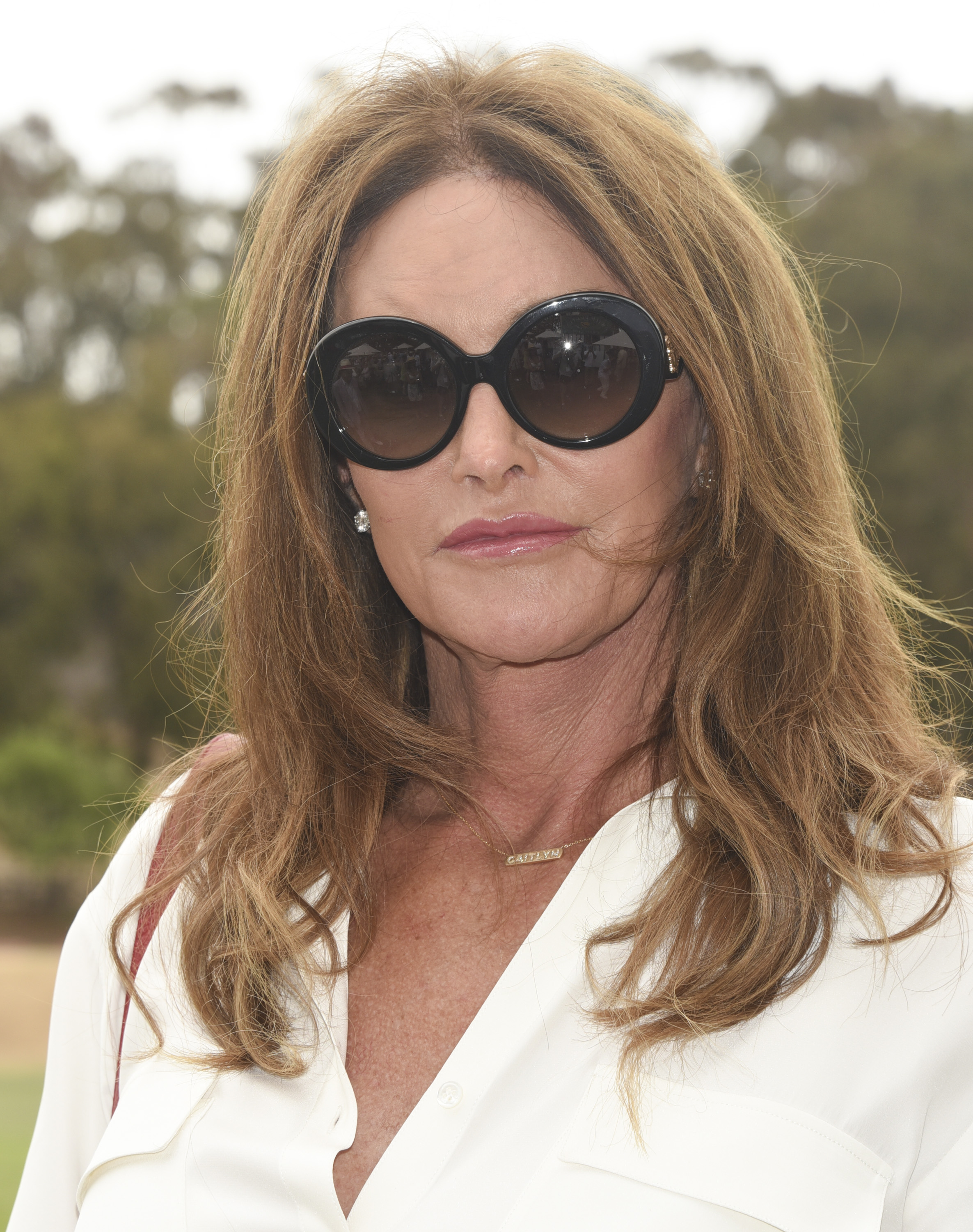 Caitlyn Jenner in Pacific Palisades, Calif., Sept. 12, 2015.