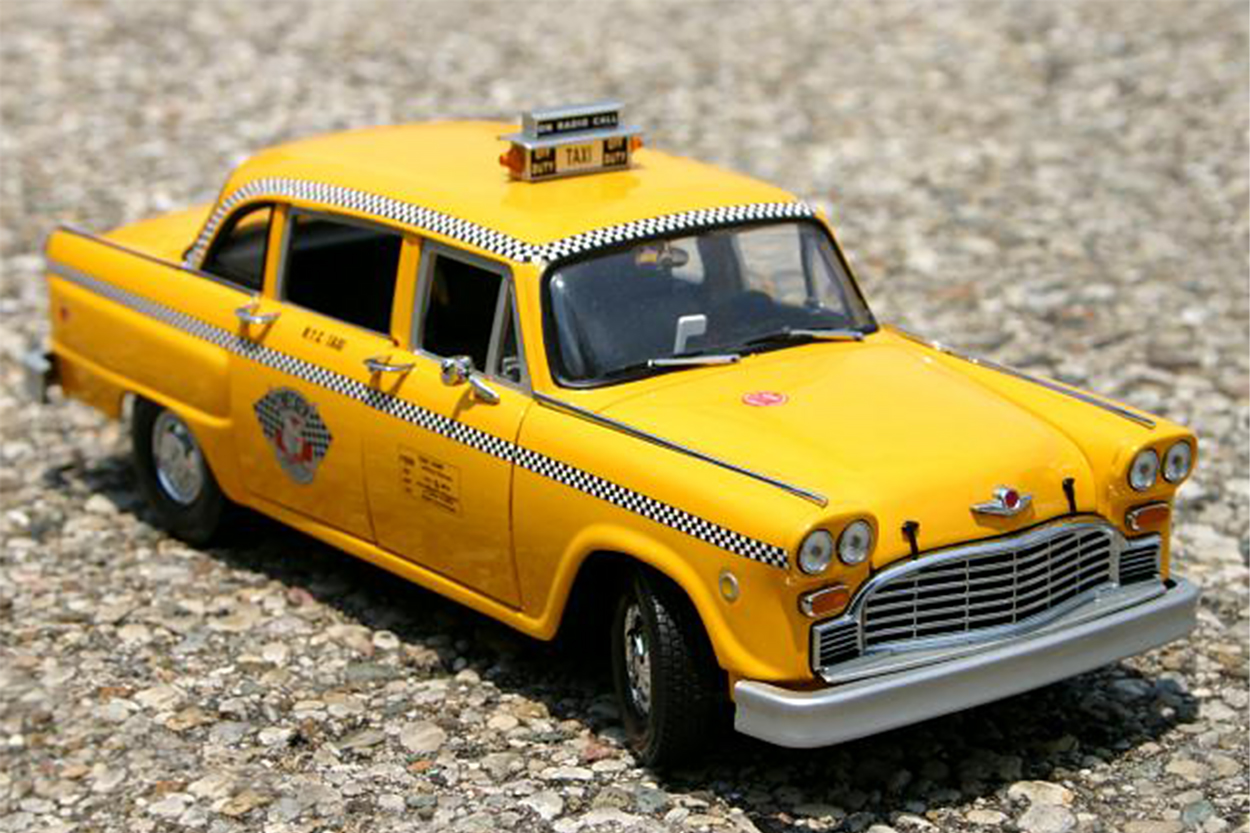 The Checker Cab, used between 1956 and 1982, became one of the most recognizable symbols of mid-20th century urban life. Manufactured by the Checkered Cab Company, the iconic black-and-yellow taxi was advertised as a roomy and rugged alternative to the standard American passenger sedan.