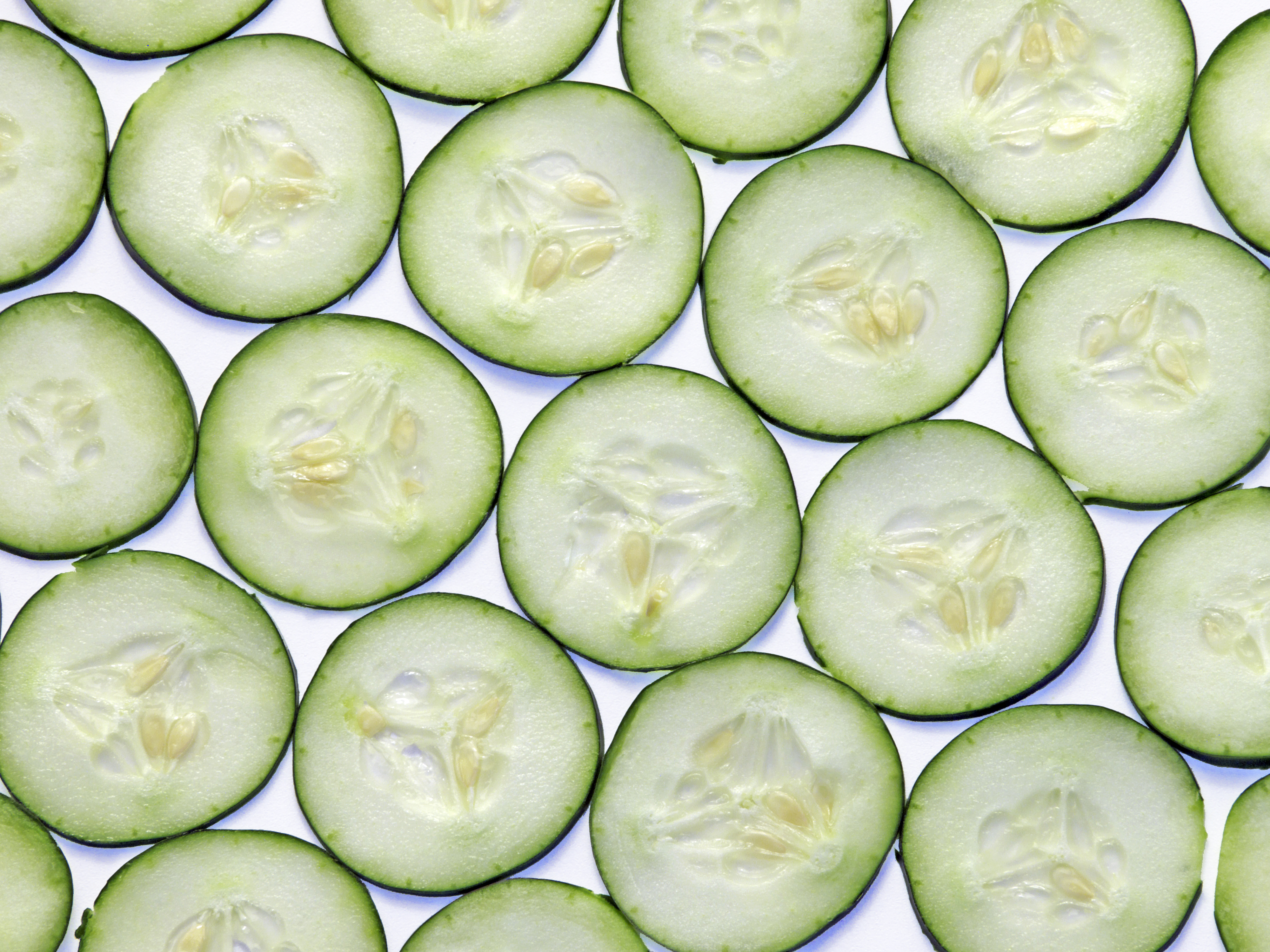 Cucumbers, Cookie Dough, and 3 Other Foods to Avoid This
