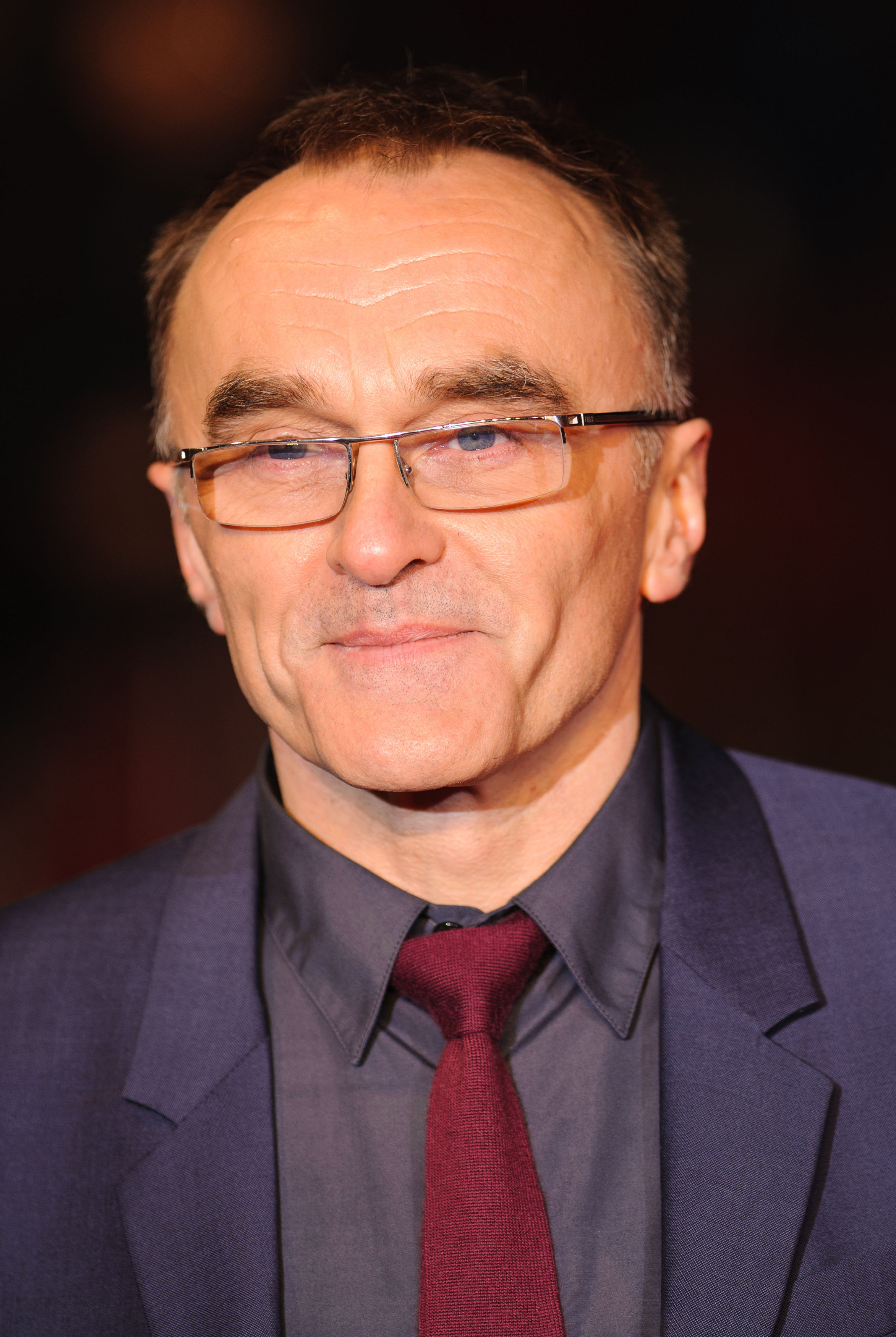 File photo dated March 19, 2013 of director Danny Boyle.