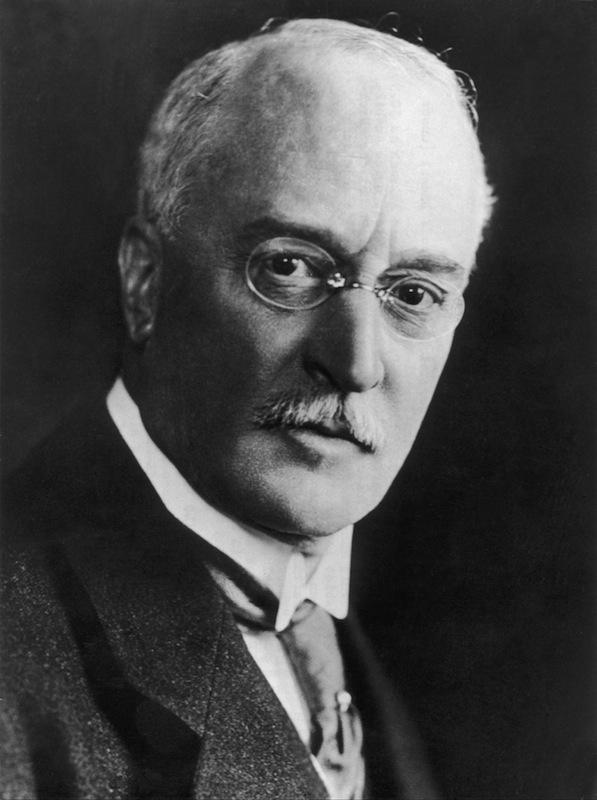 Rudolf Diesel in 1897