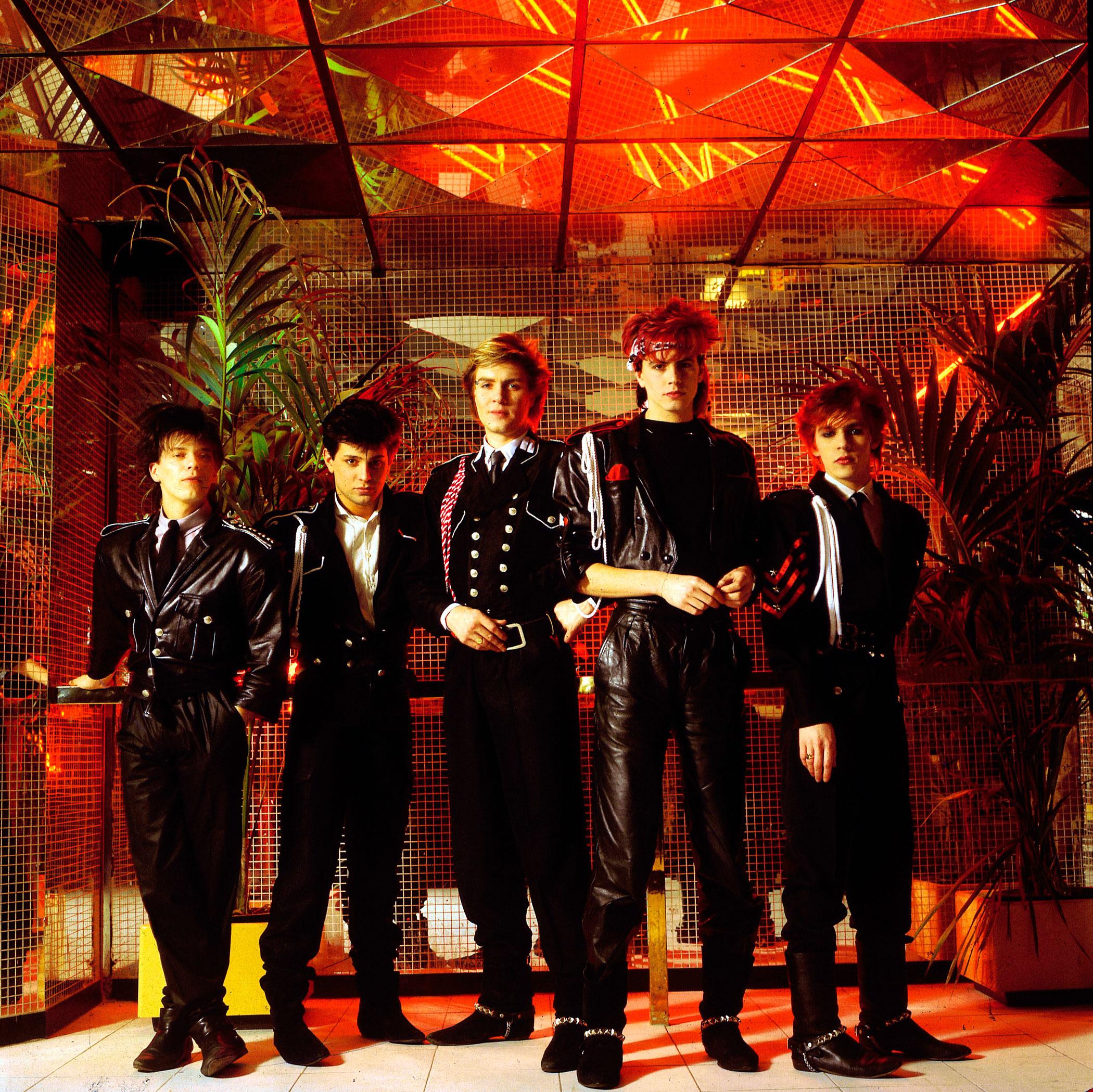 <b>Duran Duran</b> sang the theme song for <i>A View to Kill</i>.