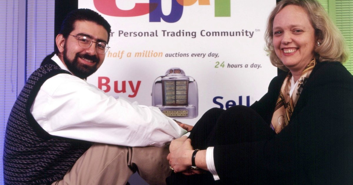 Ebay At 20 The Small Scale Story Behind Its Big Bucks Time