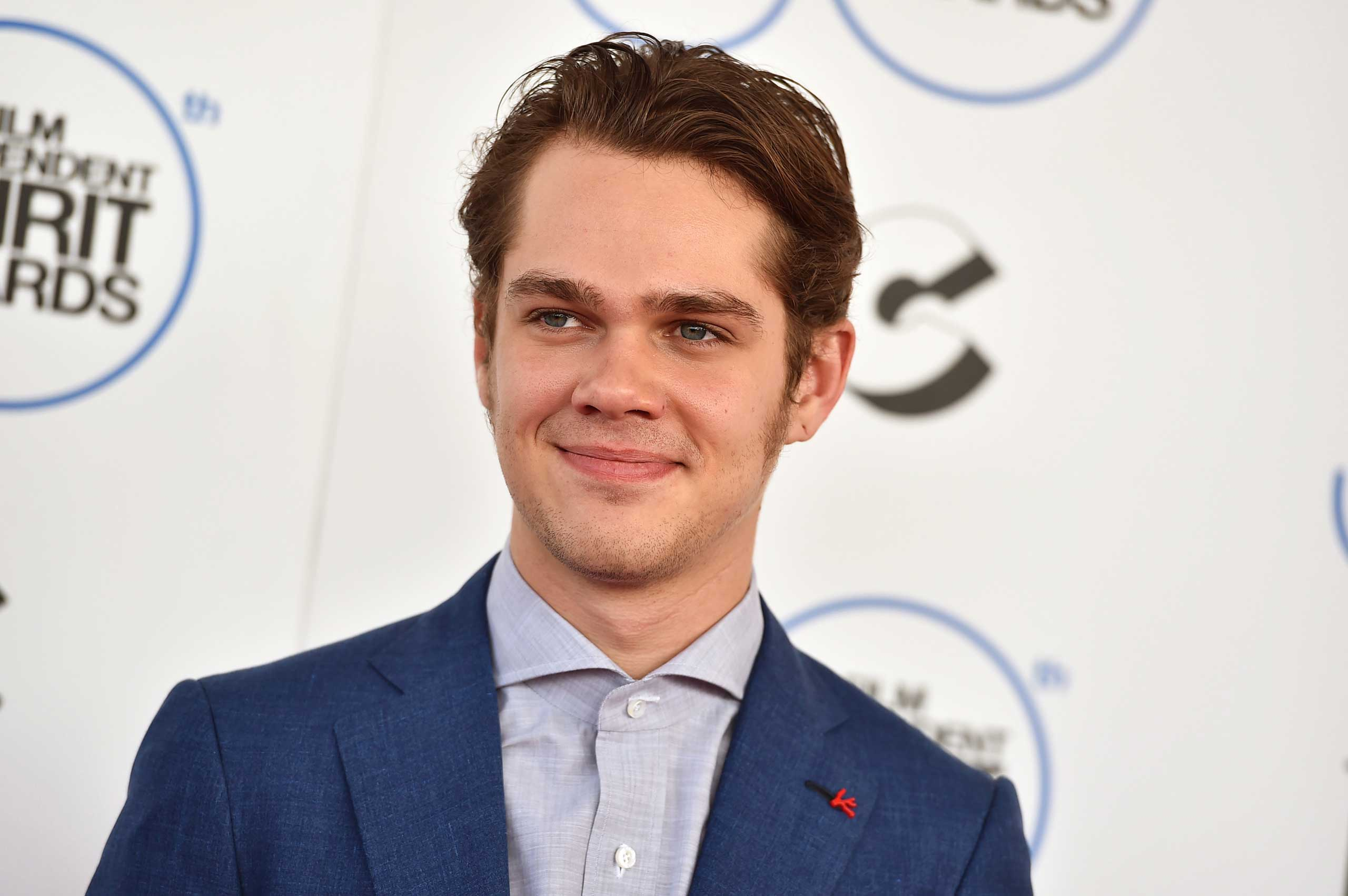 Ellar Coltrane arrives at the 30th Film Independent Spirit Awards on, in Santa Monica, Calif, Feb. 21, 2015.