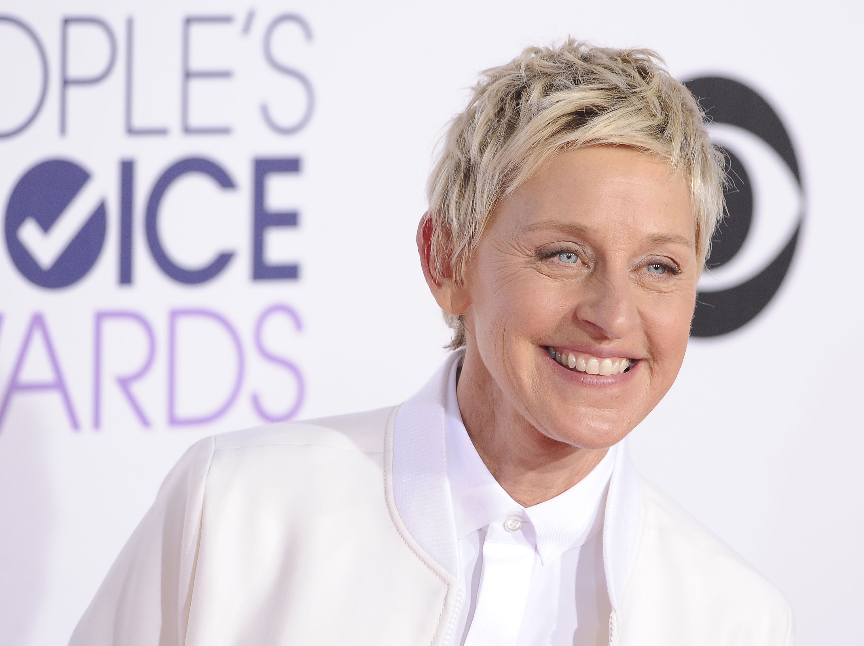 Ellen DeGeneres in Los Angeles on Jan. 7, 2015.