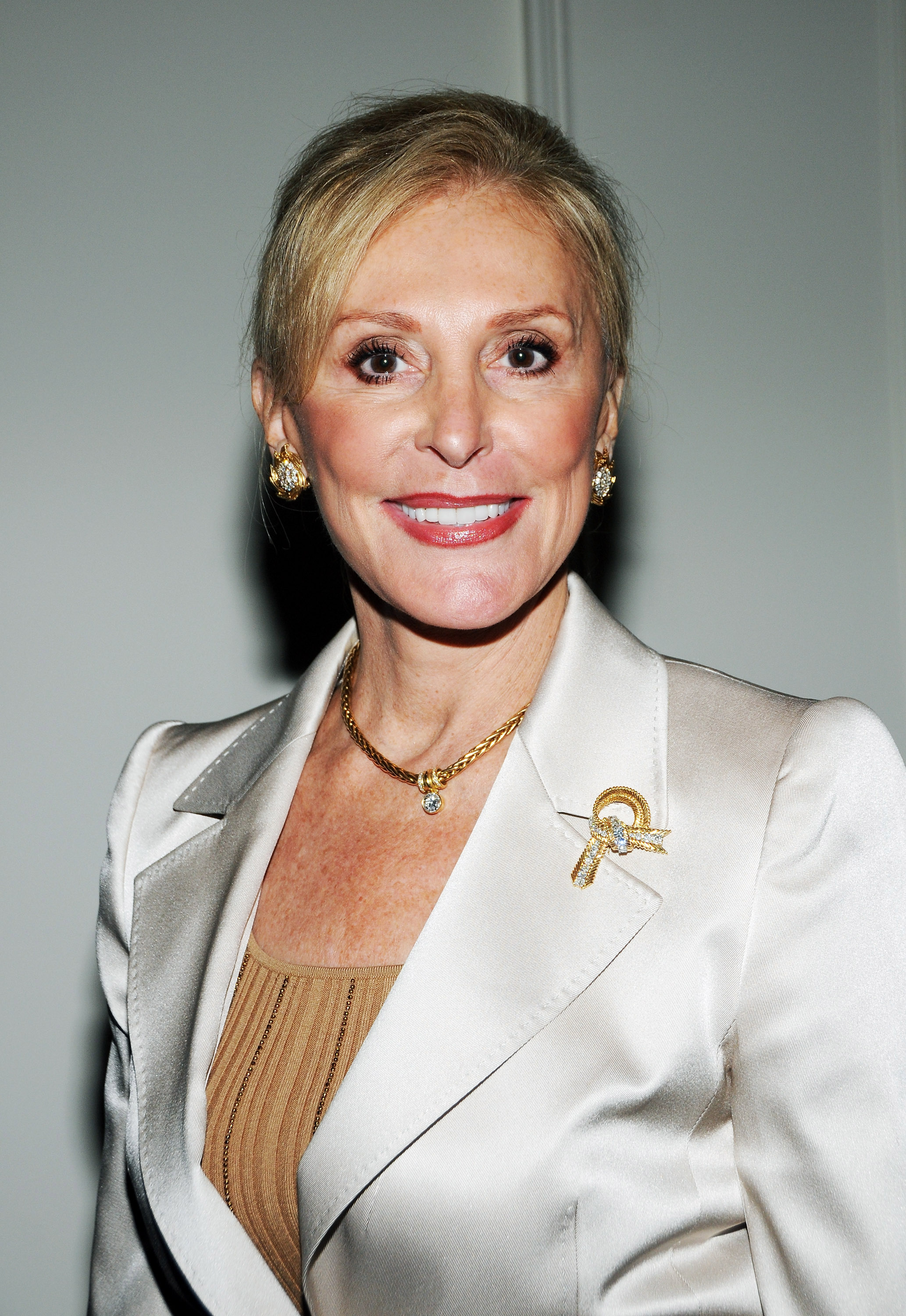 Janice Reals Ellig attends the 2011 Elly Awards luncheon at The Plaza Hotel in New York City on June 15, 2011.