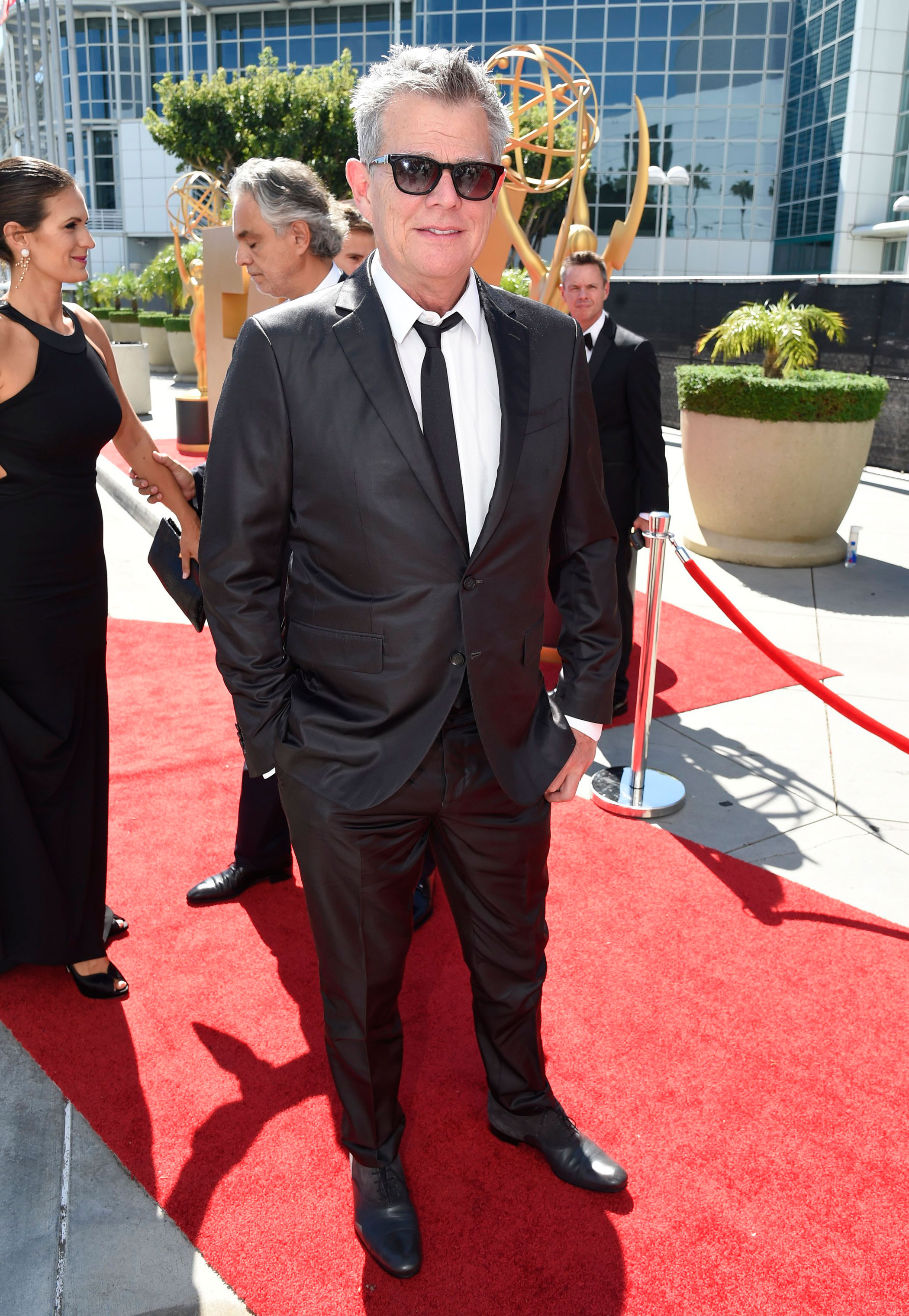 David Foster at the 67th Emmy Award on Sept. 19, 2015 in Los Angeles.