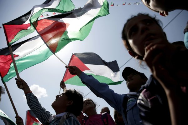 Palestinian Flag History Here S How It Came To Be Time