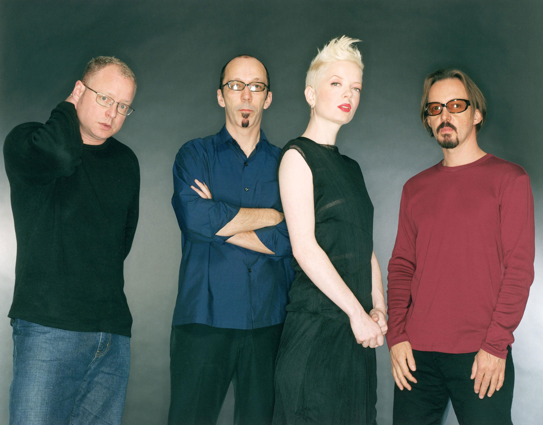 <b>Garbage</b> sang the theme song for <i>The World is Not Enough</i>.