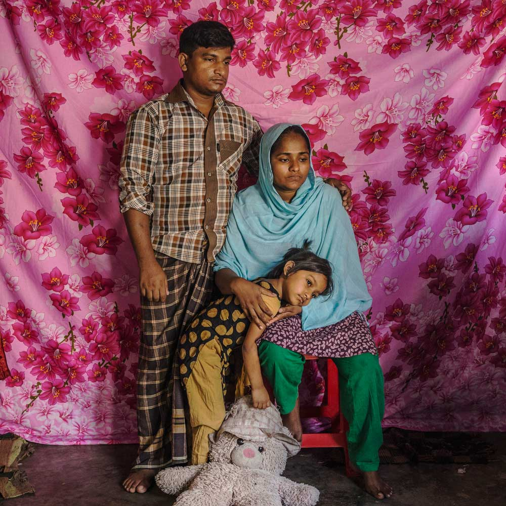 What other work can girls do? Where can they go? You need a lot of money to work outside of Bangladesh. Where is she supposed to find this money? She doesn't have it. So what other sort of work can girls do here besides garments?  asks Rozina Akhter.
