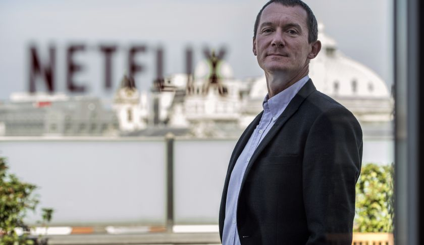 Netflix Chief Product Officer Neil Hunt.