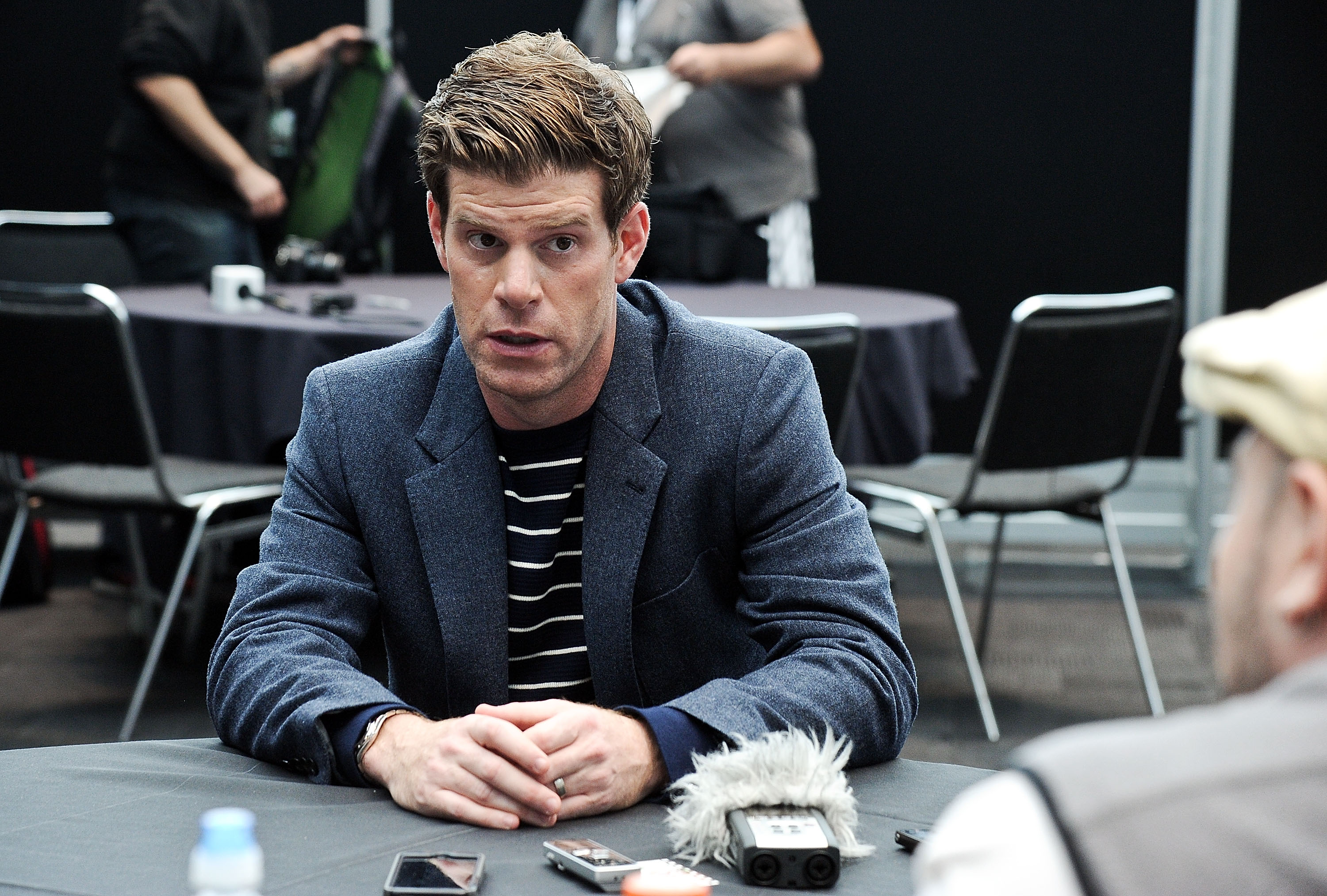 Actor Stephen Rannazzisi.