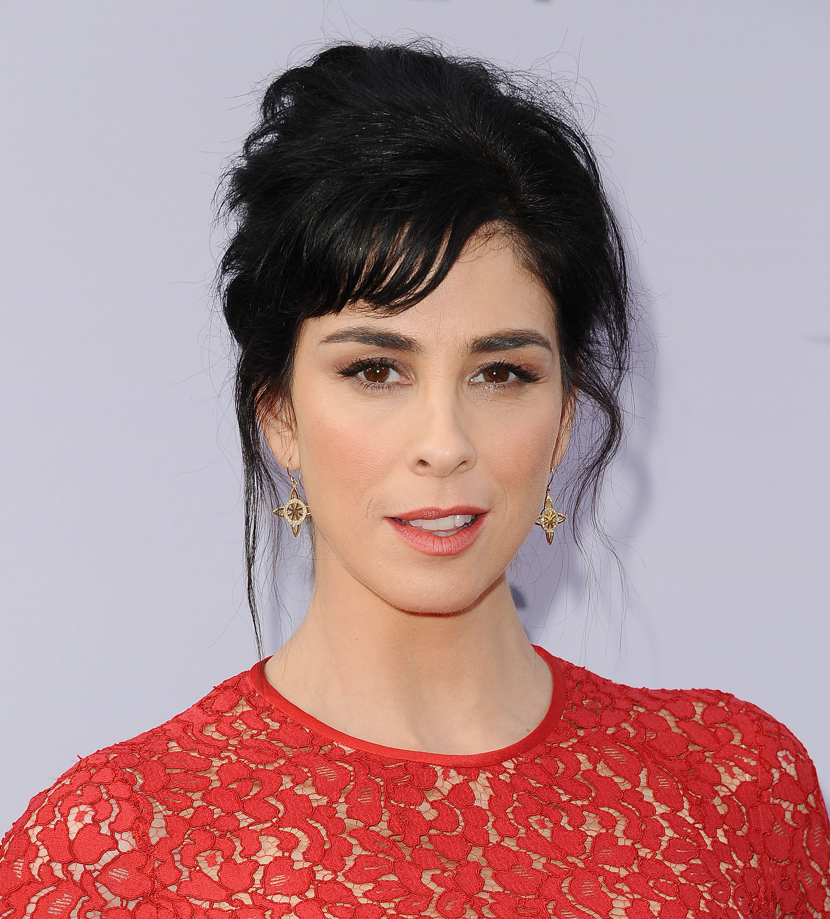 Sarah Silverman attends the AFI Life Achievement Award gala on June 4, 2015 in Hollywood, California.