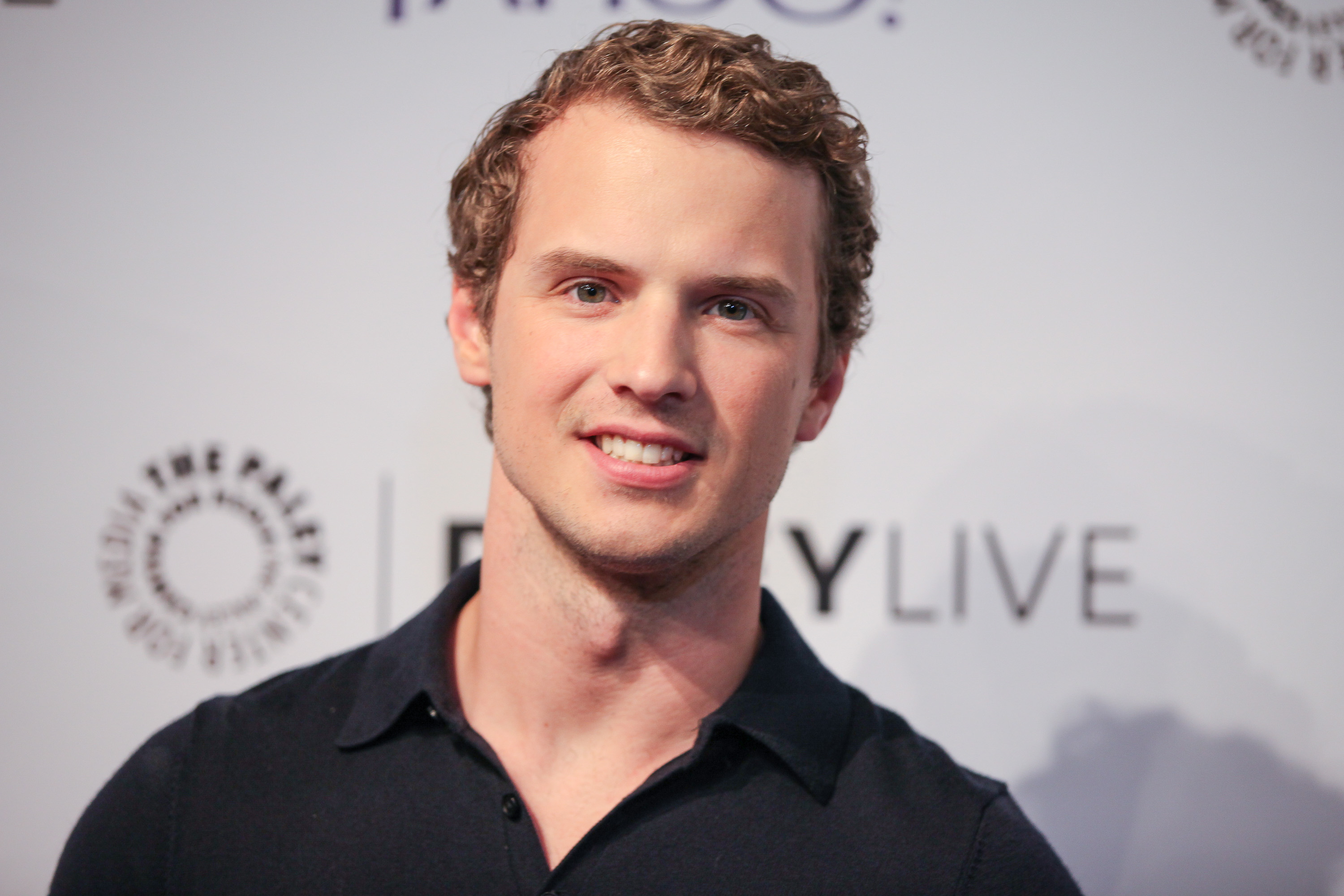 Actor Freddie Stroma attends a screening of Lifetime's 'UnREAL'  at The Paley Center for Media on July 30, 2015 in Beverly Hills, California.