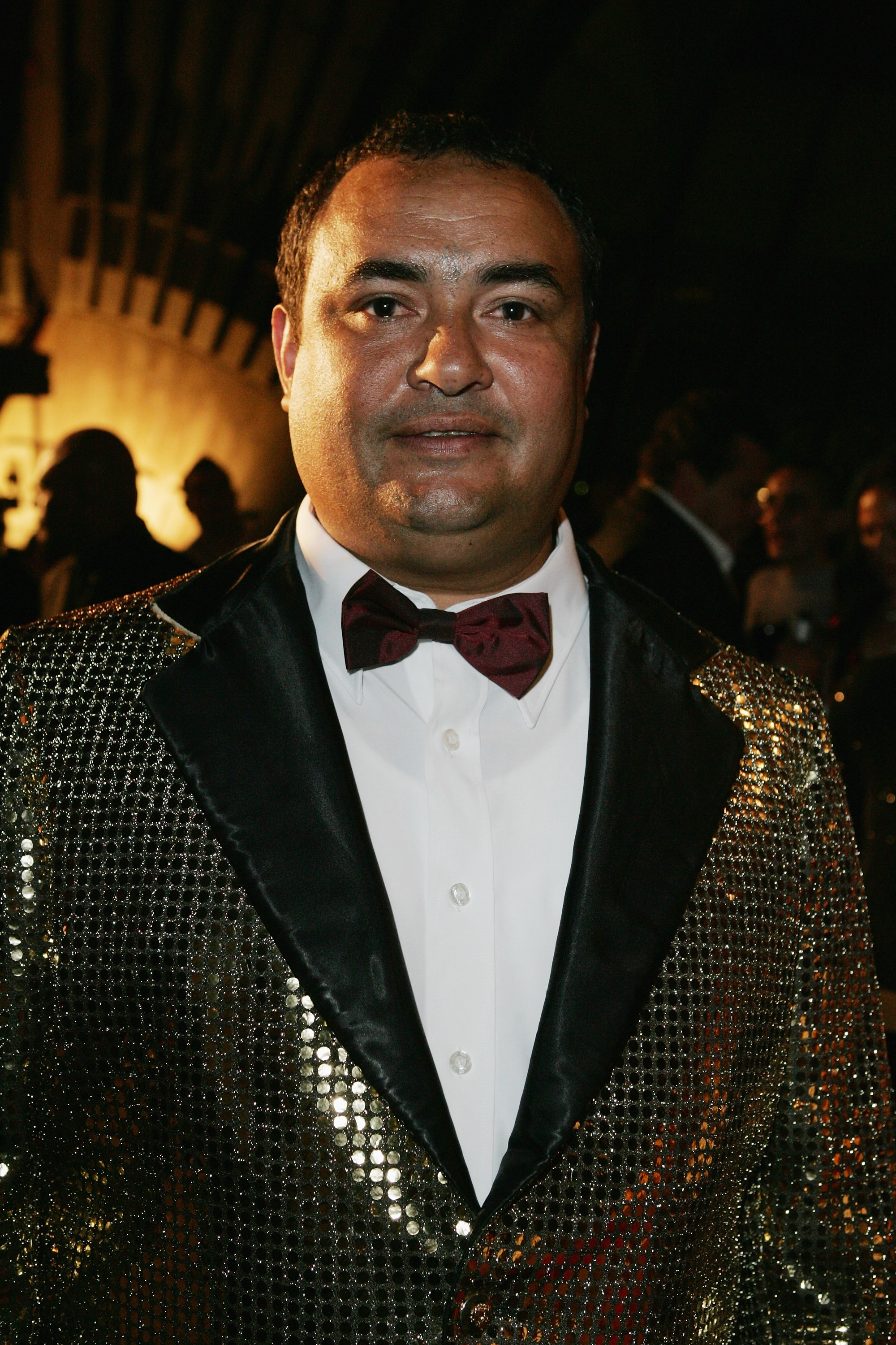 Dennis Nona nominated for Visual Artist of the Year attends the 2007 Deadlys Awards at the Sydney Opera House Sept. 27, 2007 in Sydney, Australia