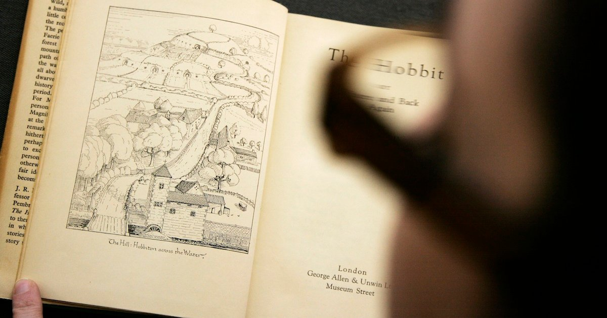 Hobbit History: How College Kids Made Tolkien's Book a Hit | Time