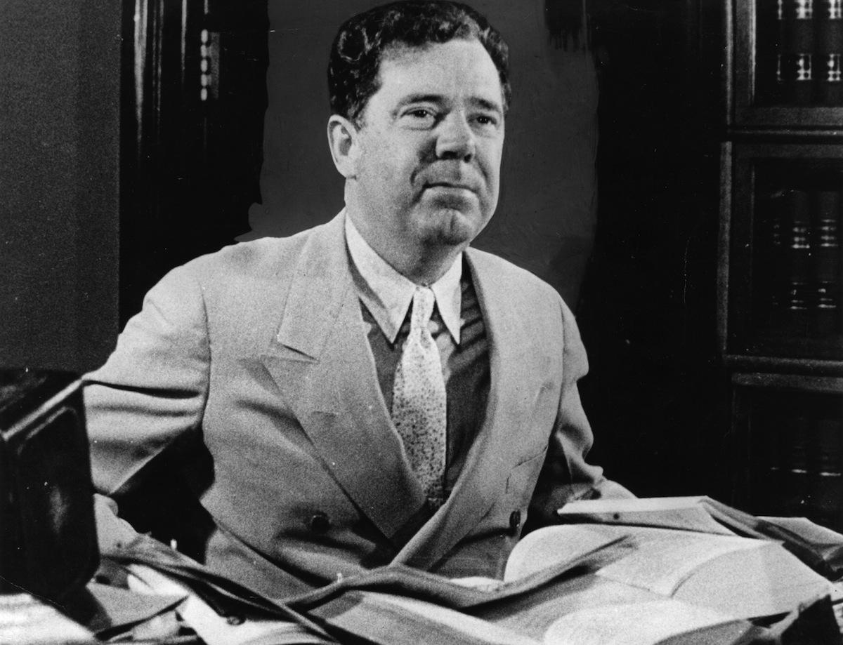 circa 1930:  Huey Pierce Long (1893 - 1935)