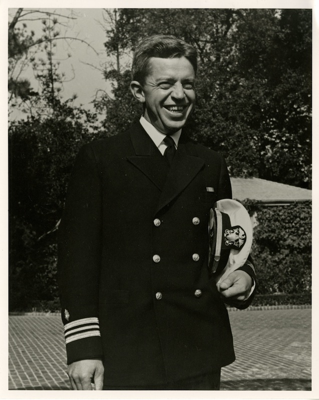 Cabot Brown in 1942.