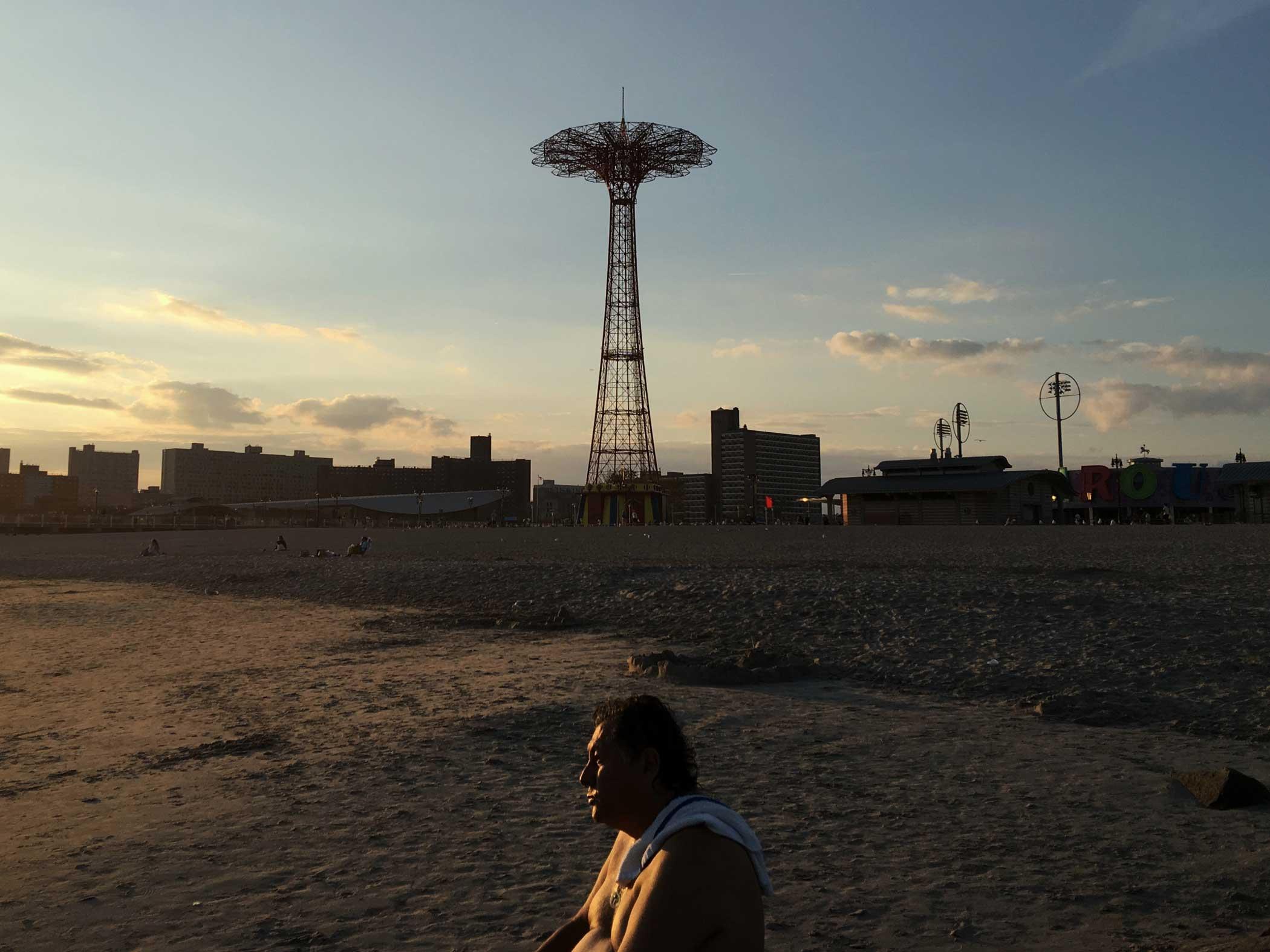 Coney Island, Sept. 21, 2015.