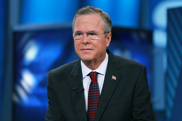 Jeb Bush, former Governor of Florida and 2016 presidential election candidate, in an interview on September 9, 2015.