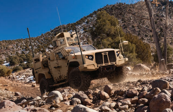 The Pentagon's new Joint Light Tactical Vehicle