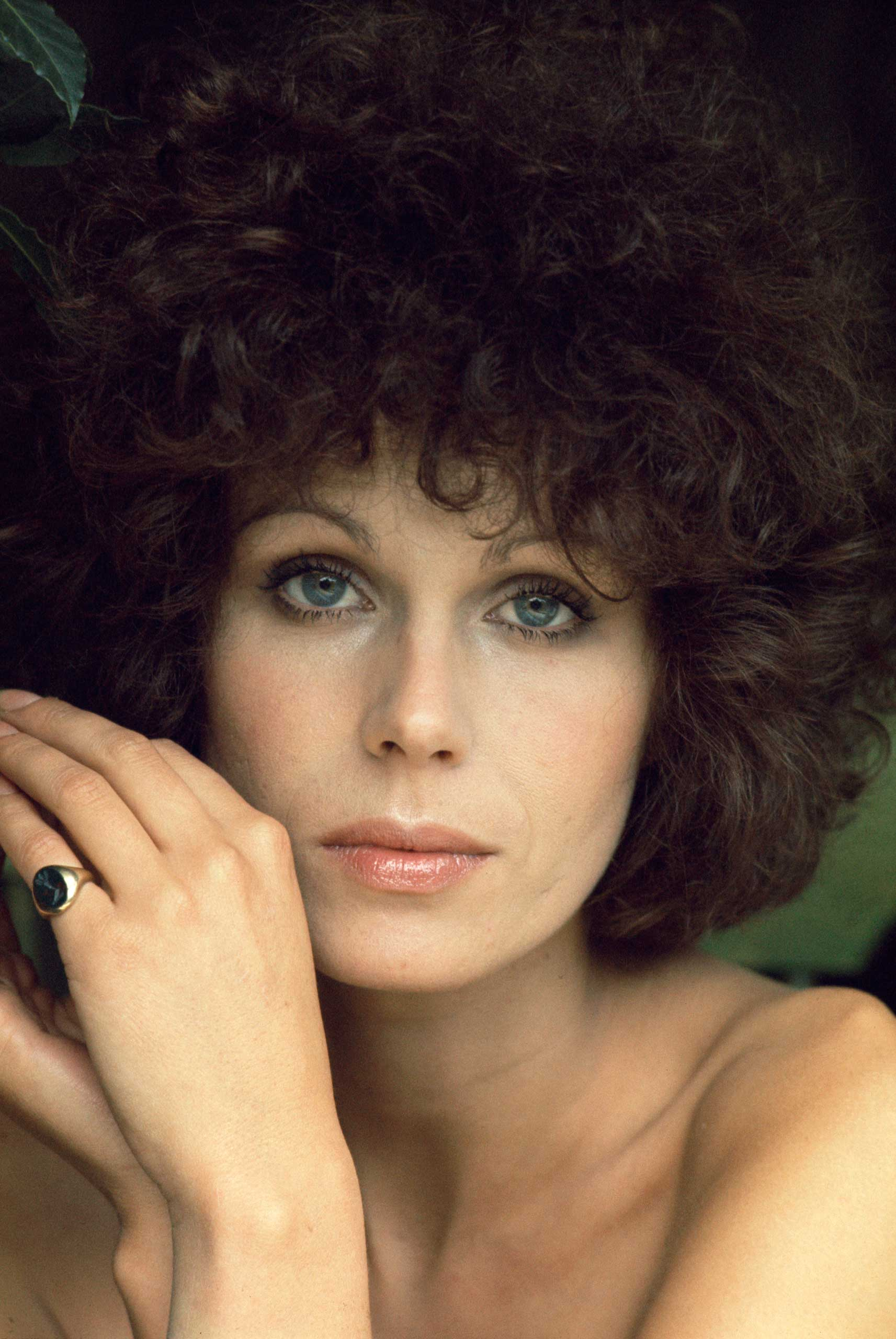 <b>Joanna Lumley</b>Photographed for TV Times in 1976                                   Only months later, she'd instruct a hairdresser to cut and colour her hair 'like a prep schoolboy', thus creating <i>The New Avengers</i> blonde Purdey bob that would cause a copycat frenzy at salons nationwide.