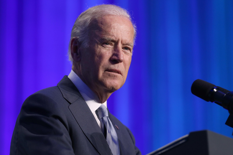 U.S. Vice President Joe Biden at the 10th annual Make Progress National Summit in Washington on July 16, 2015.