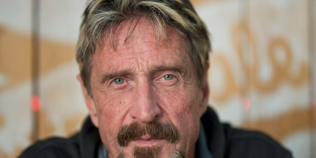 John McAfee Net Worth, Lifestyle, Biography, Wiki, Wife, Family And More