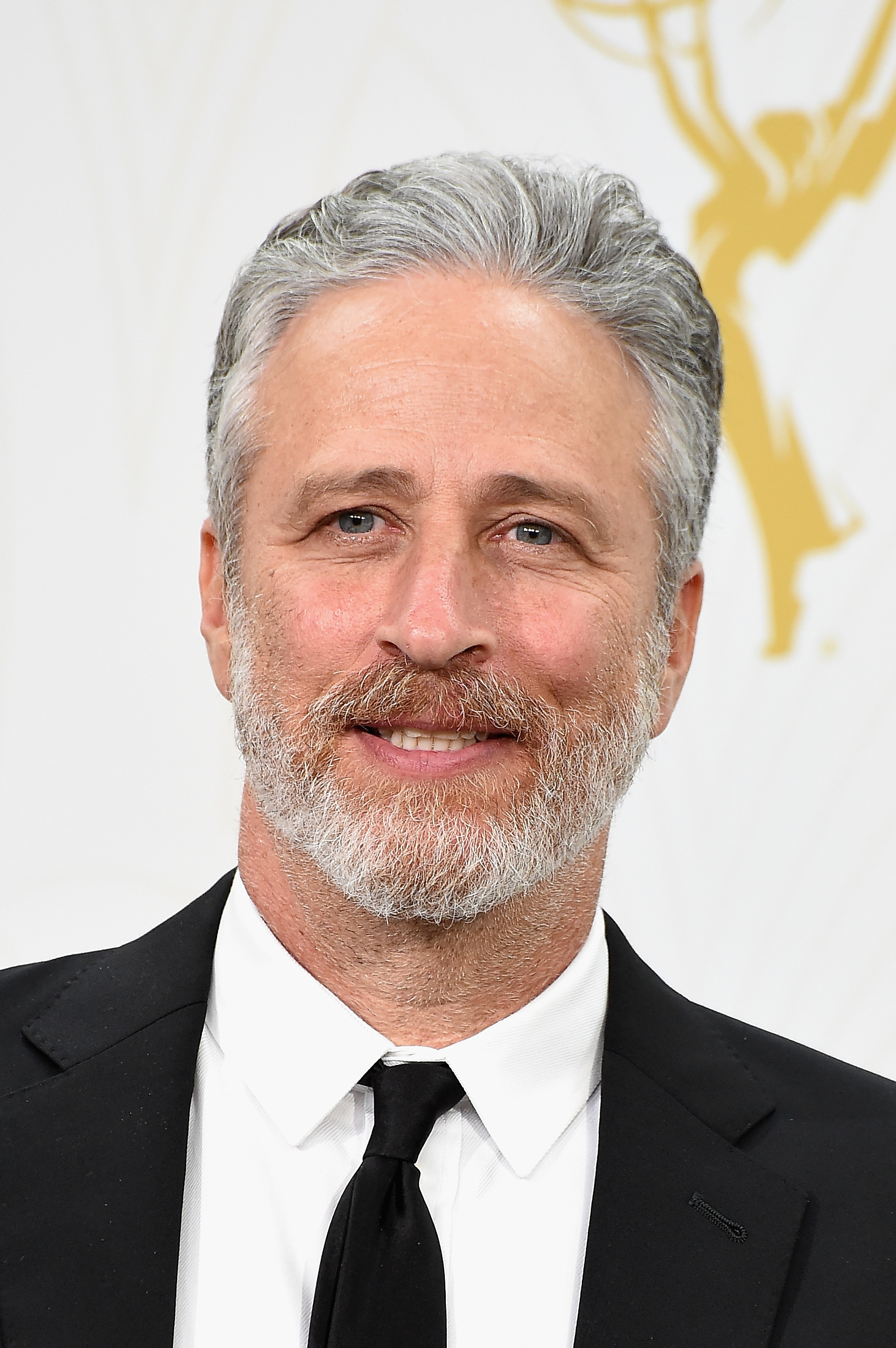 Jon Stewart at the 67th Annual Primetime Emmy Awards in Los Angeles on Sept. 20, 2015.