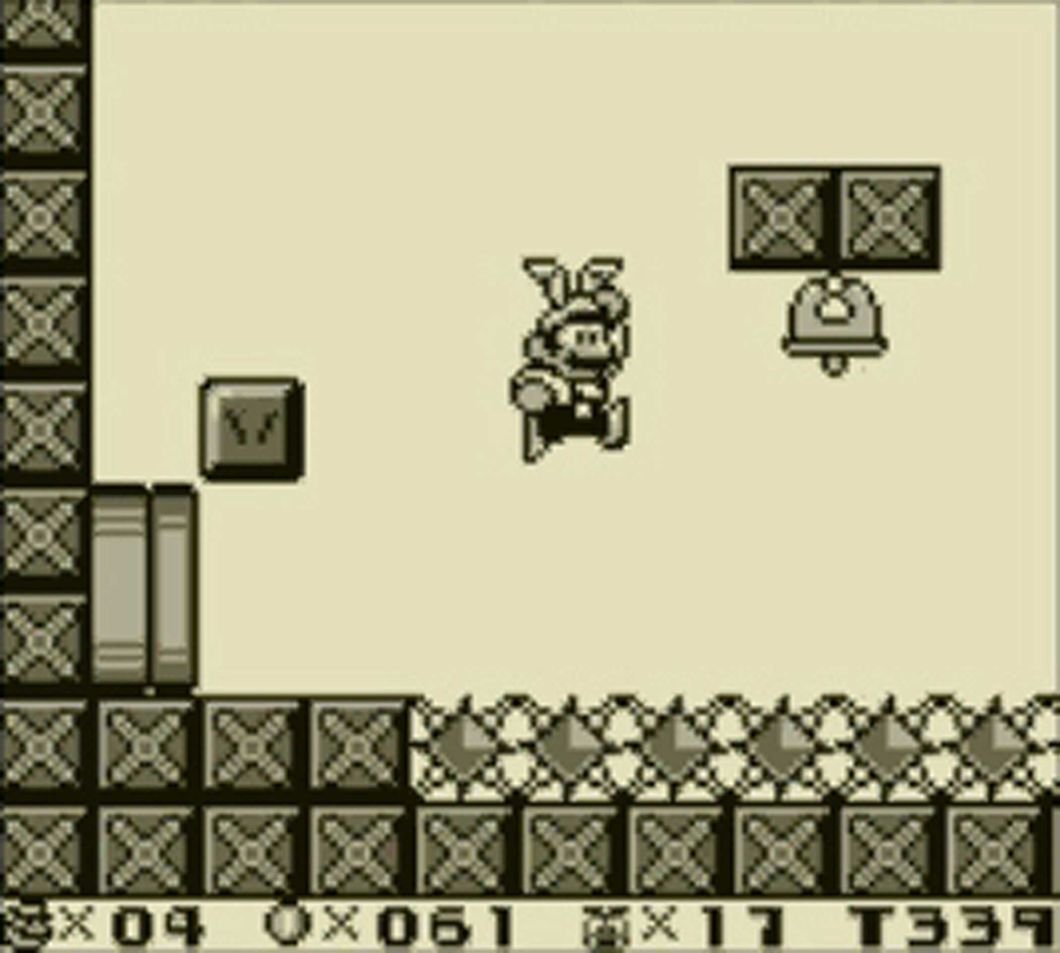 1992: Super Mario Land 2: 6 Golden Coins                                                              Mario's second Game Boy foray, Super Mario Land 2 pushed the handheld's cartridge format to capacity, weighing in at a then-whopping 4 megabits--eight times larger than its predecessor.