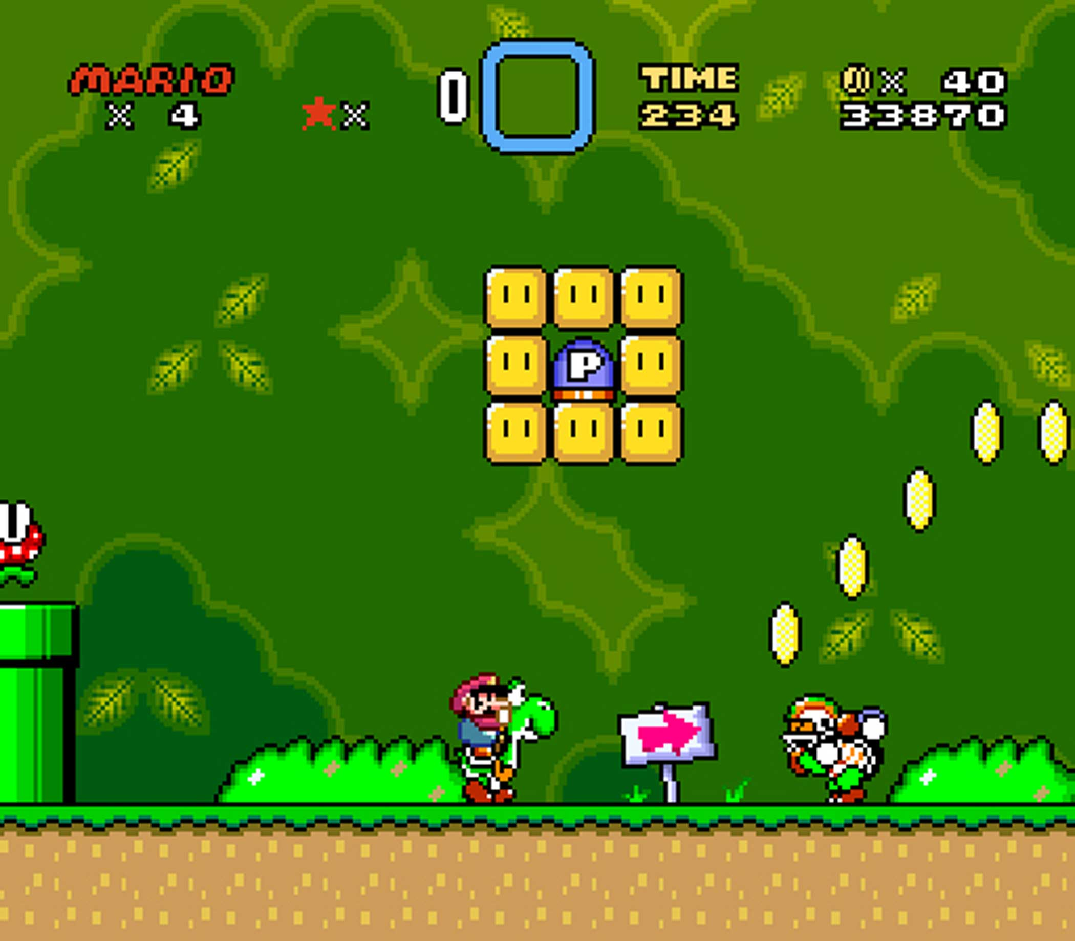 1991: Super Mario World                                                               First released in Japan in late 1990, Super Mario World--bundled with the Super Nintendo Entertainment System--wound up defining next-gen platforming during the 16-bit console era. It introduced Yoshi (Mario's dinosaur sidekick), showcased series' music composer Koji Kondo's most memorable tunes, and ranks among the most acclaimed entries in the franchise.