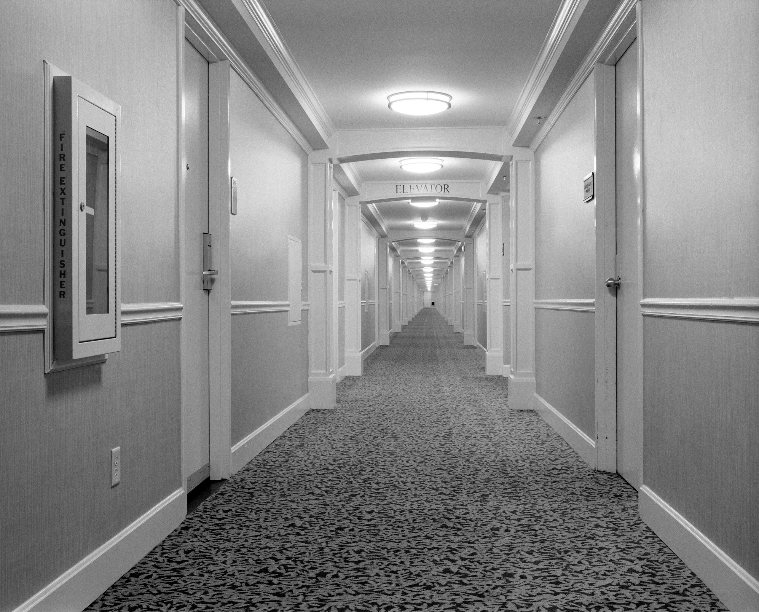 Hershey Hotel, Pennsylvania, U.S.A., 2010.