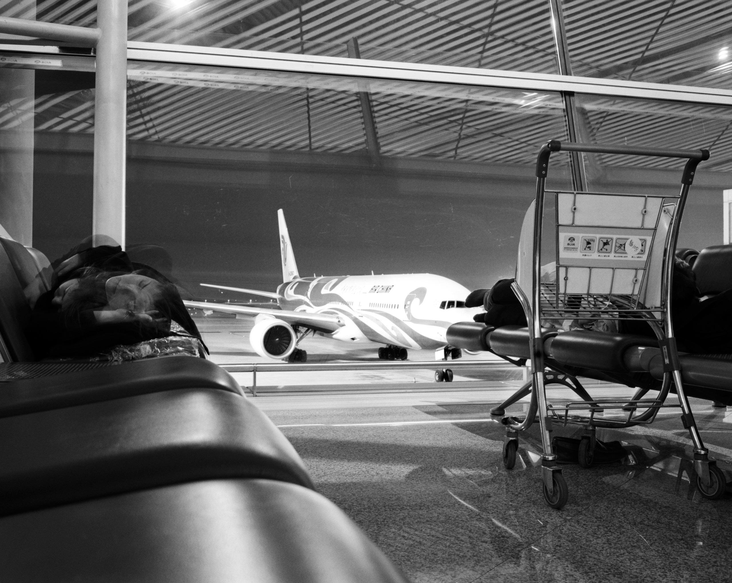 Beijing Capital International Airport, Beijing, China, 2011.