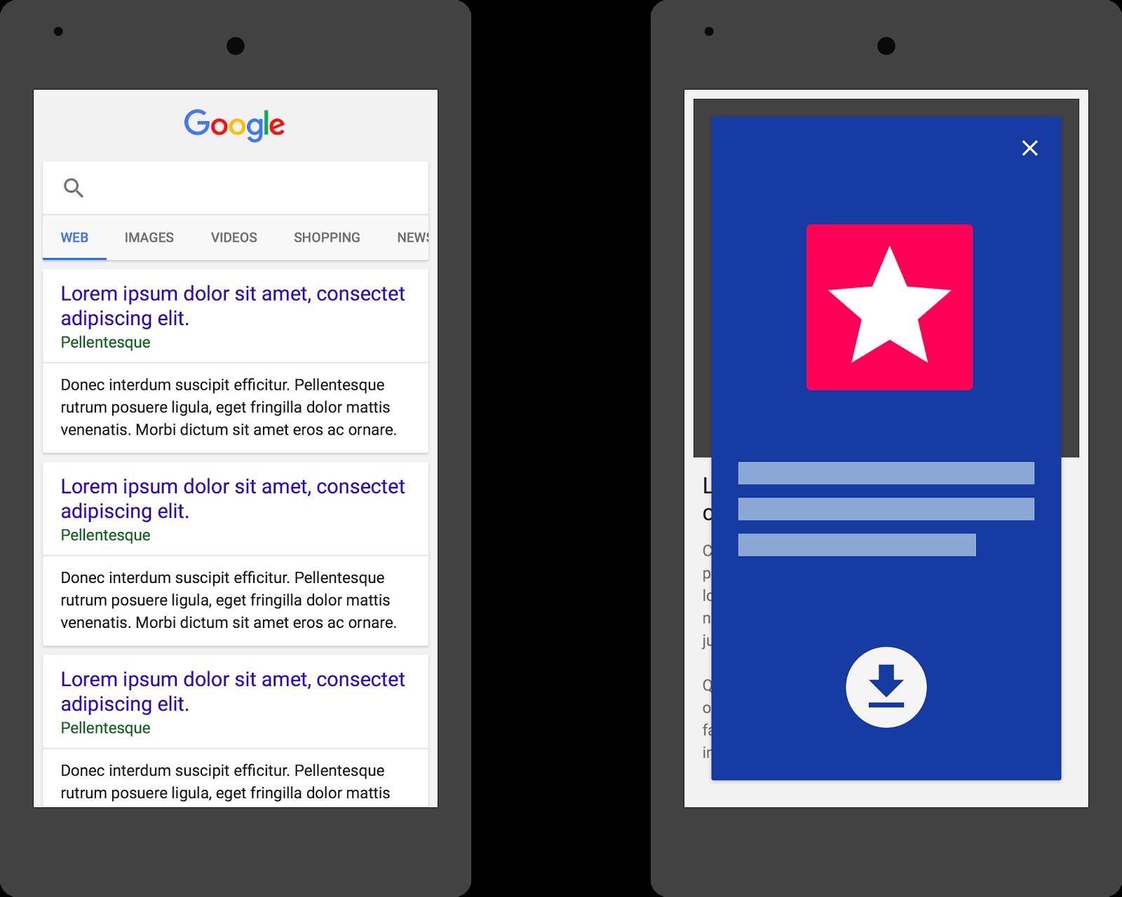 Google Interstitial Ads