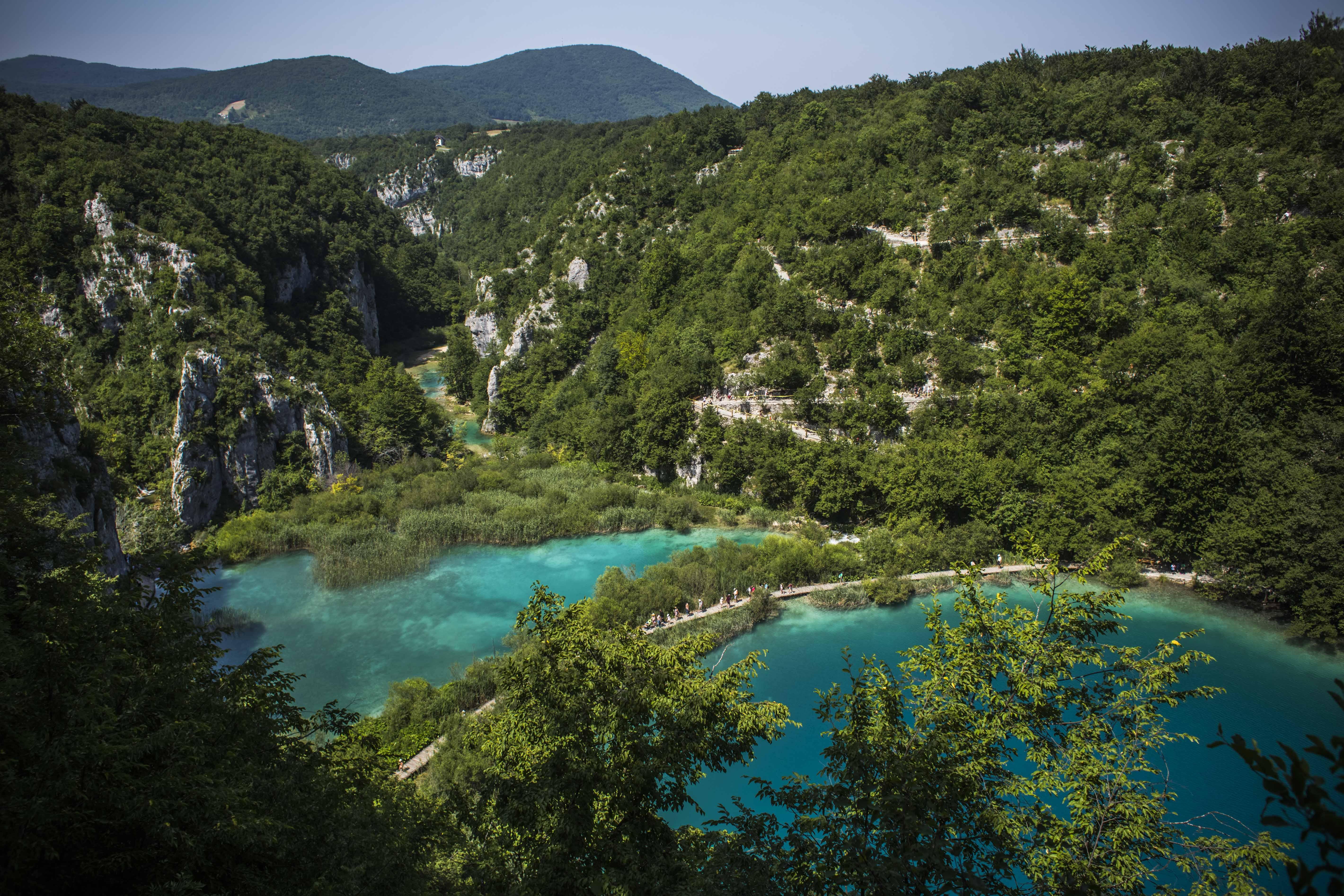 Travel Destination: Plitvice Lakes, Croatia