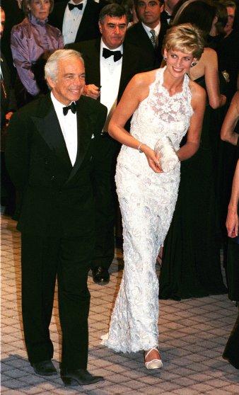 Ralph Lauren - Princess Diana