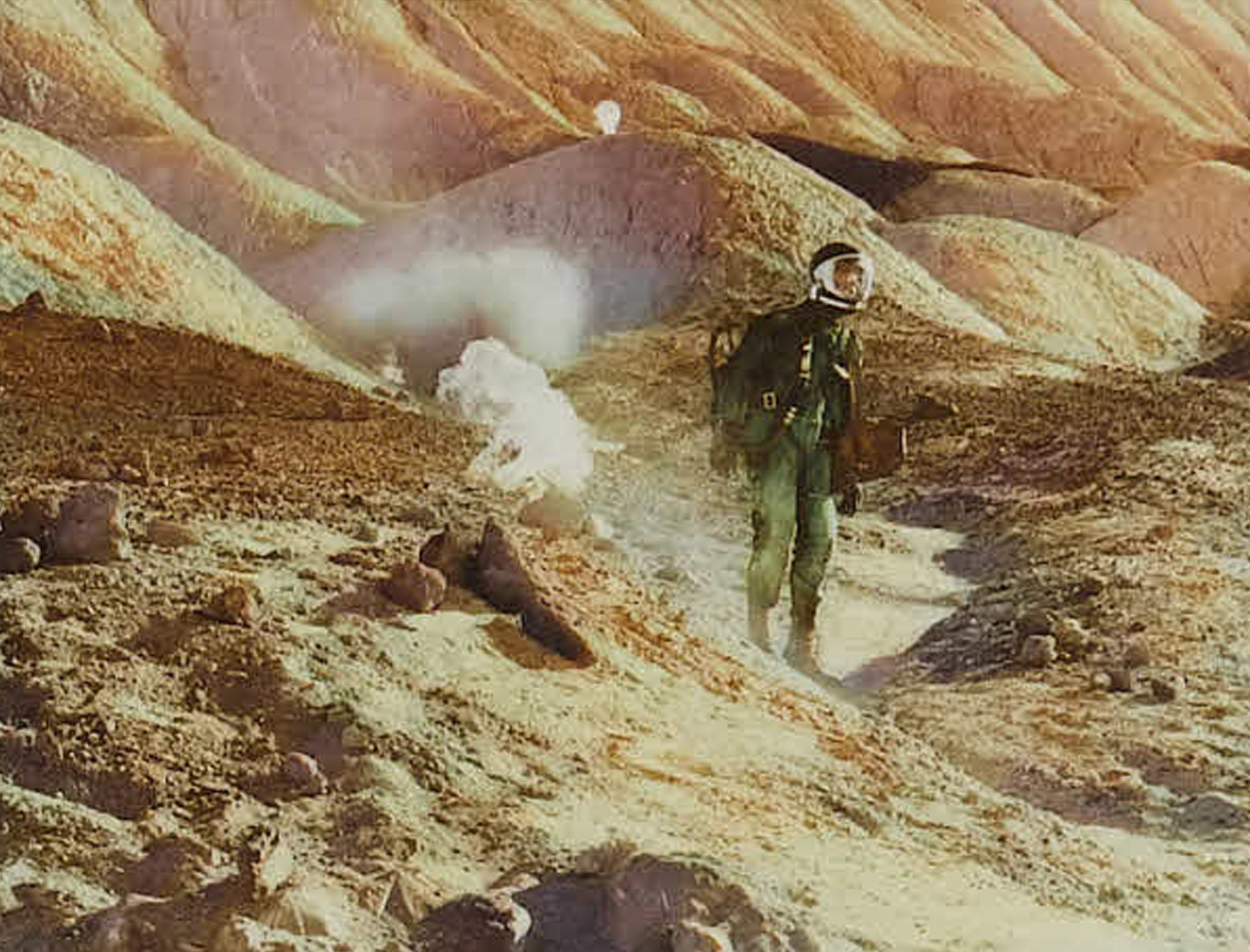 <b>Robinson Crusoe on Mars</b>, 1964