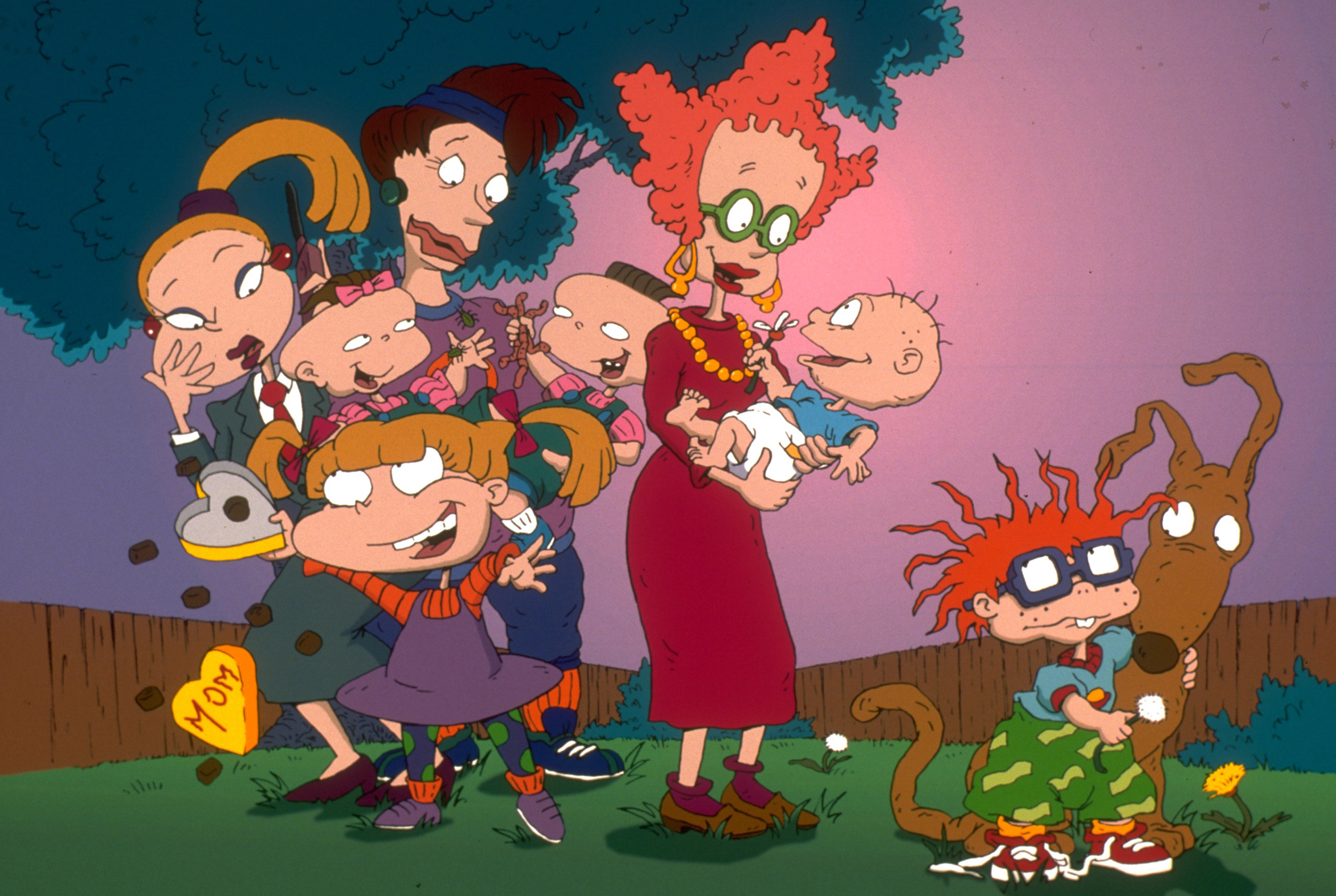 Rugrats Creator On Chuckie S Mom What