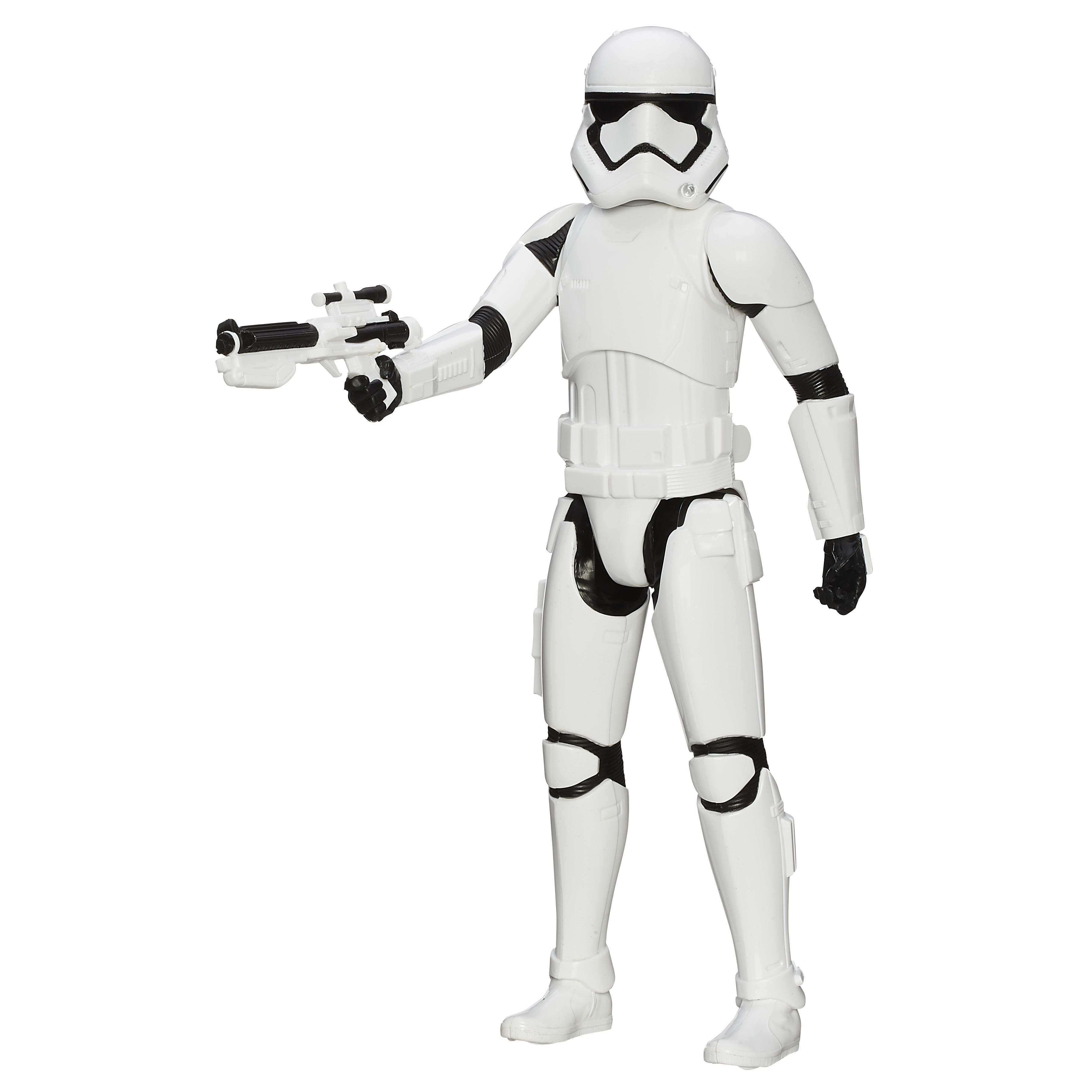 "<b>Star Wars <i>The Force Awakens</i></b>; 12"" Stormtrooper"