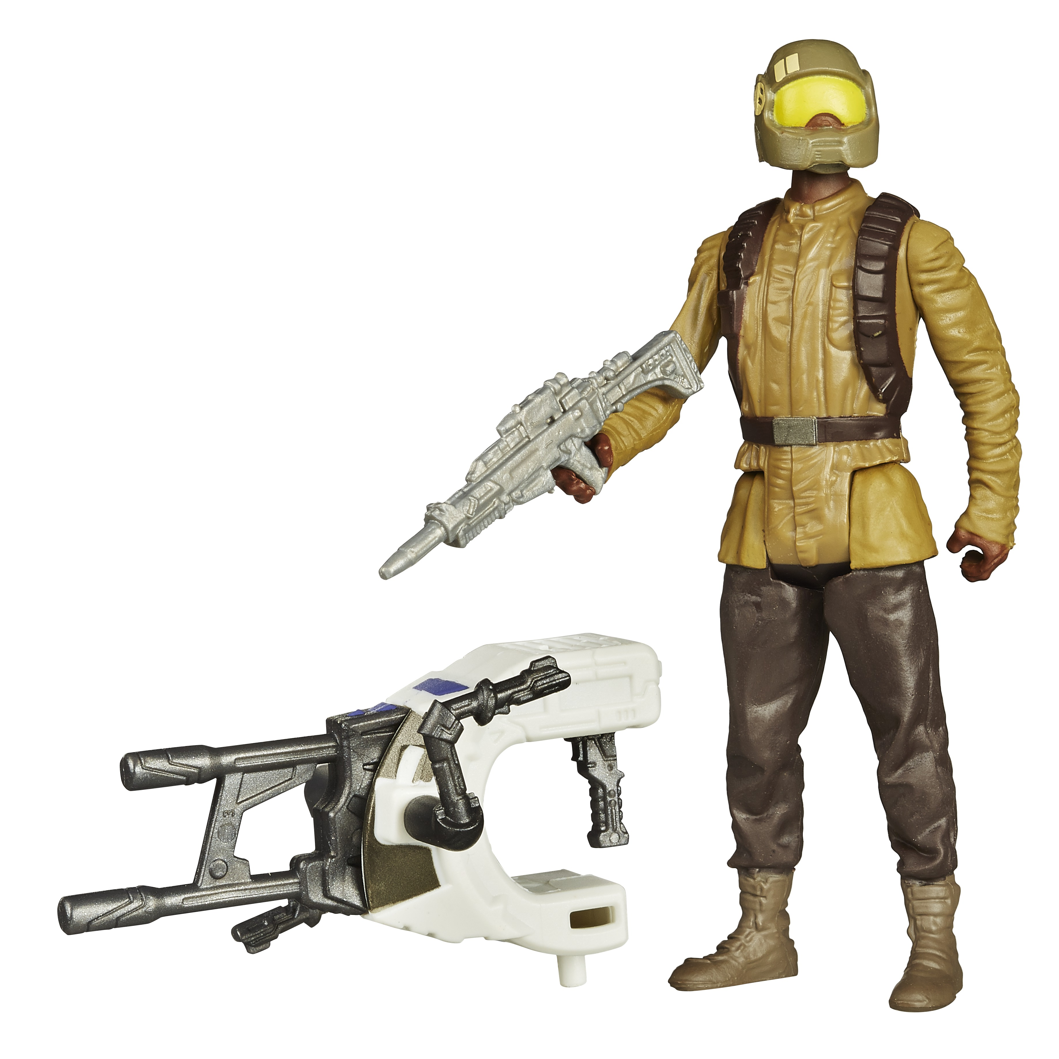 <b>Star Wars <i>The Force Awakens</i> Build a Weapon</b>; Rebellion Pilot
