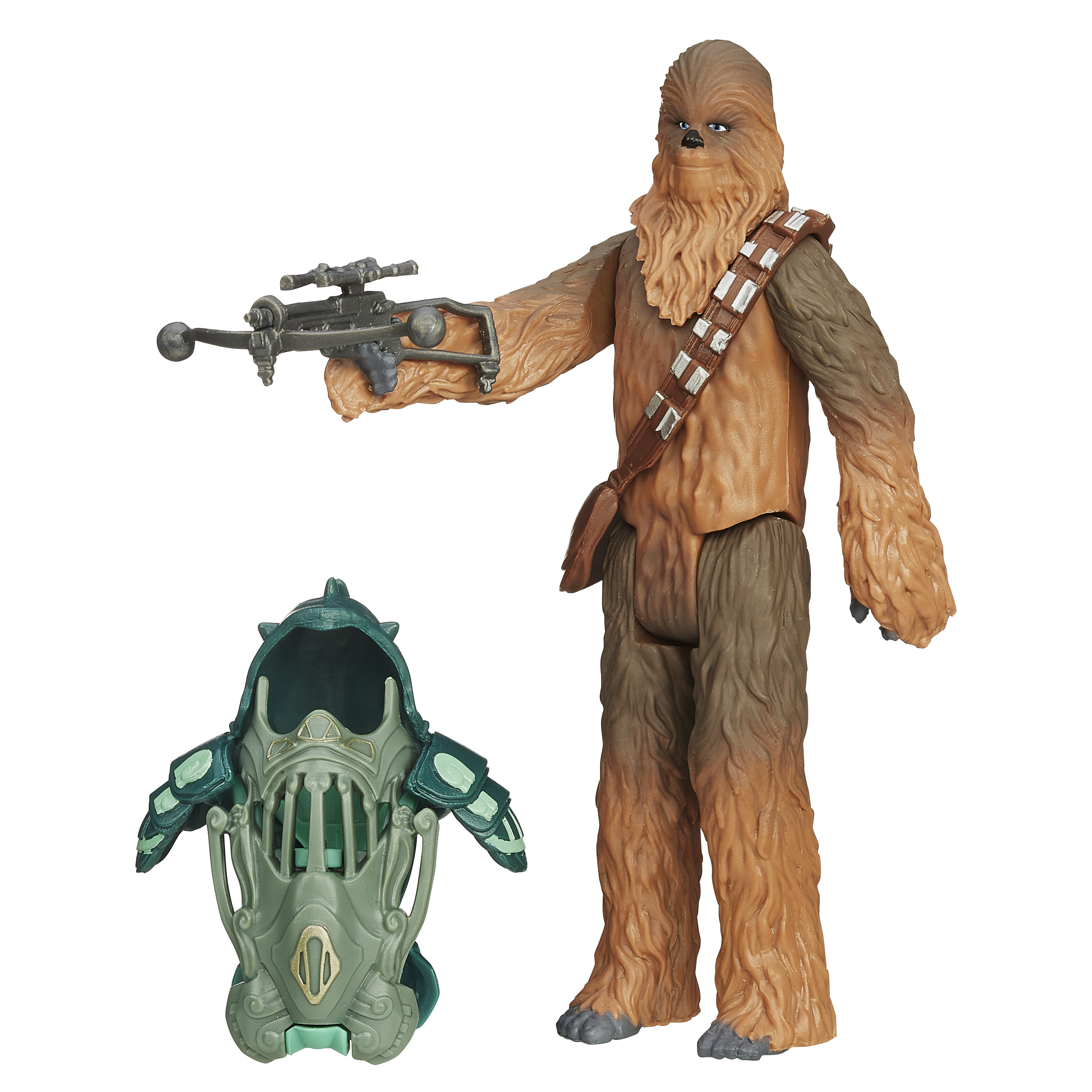 <b>Star Wars <i>The Force Awakens</i> Armor Up</b>; Chewbacca